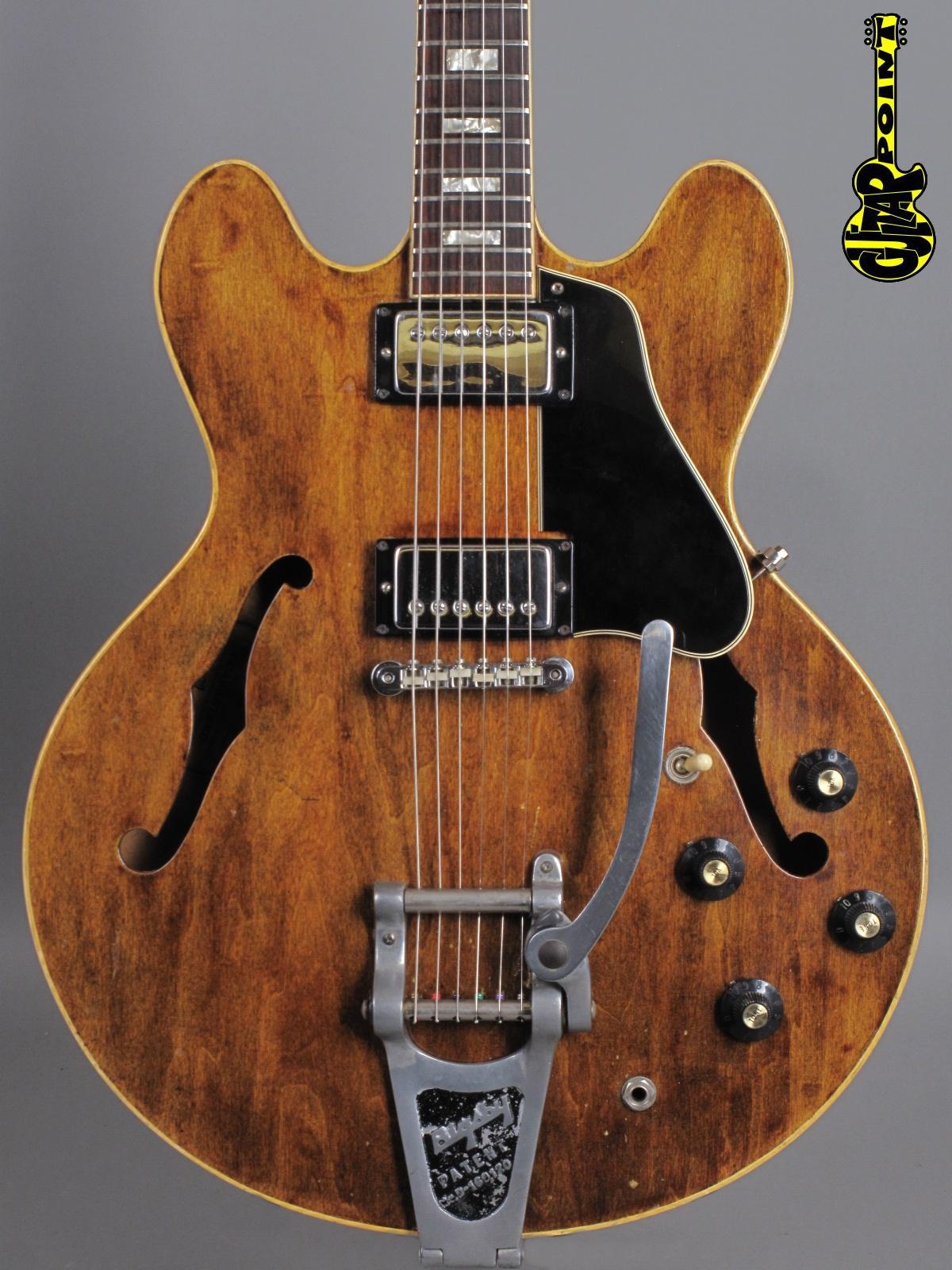 1971 Gibson ES-335 TD - Walnut