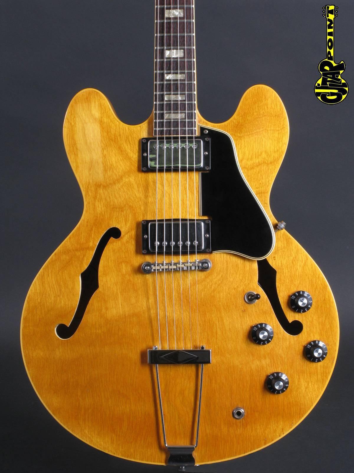 1971 Gibson ES-340 TDN - Natural