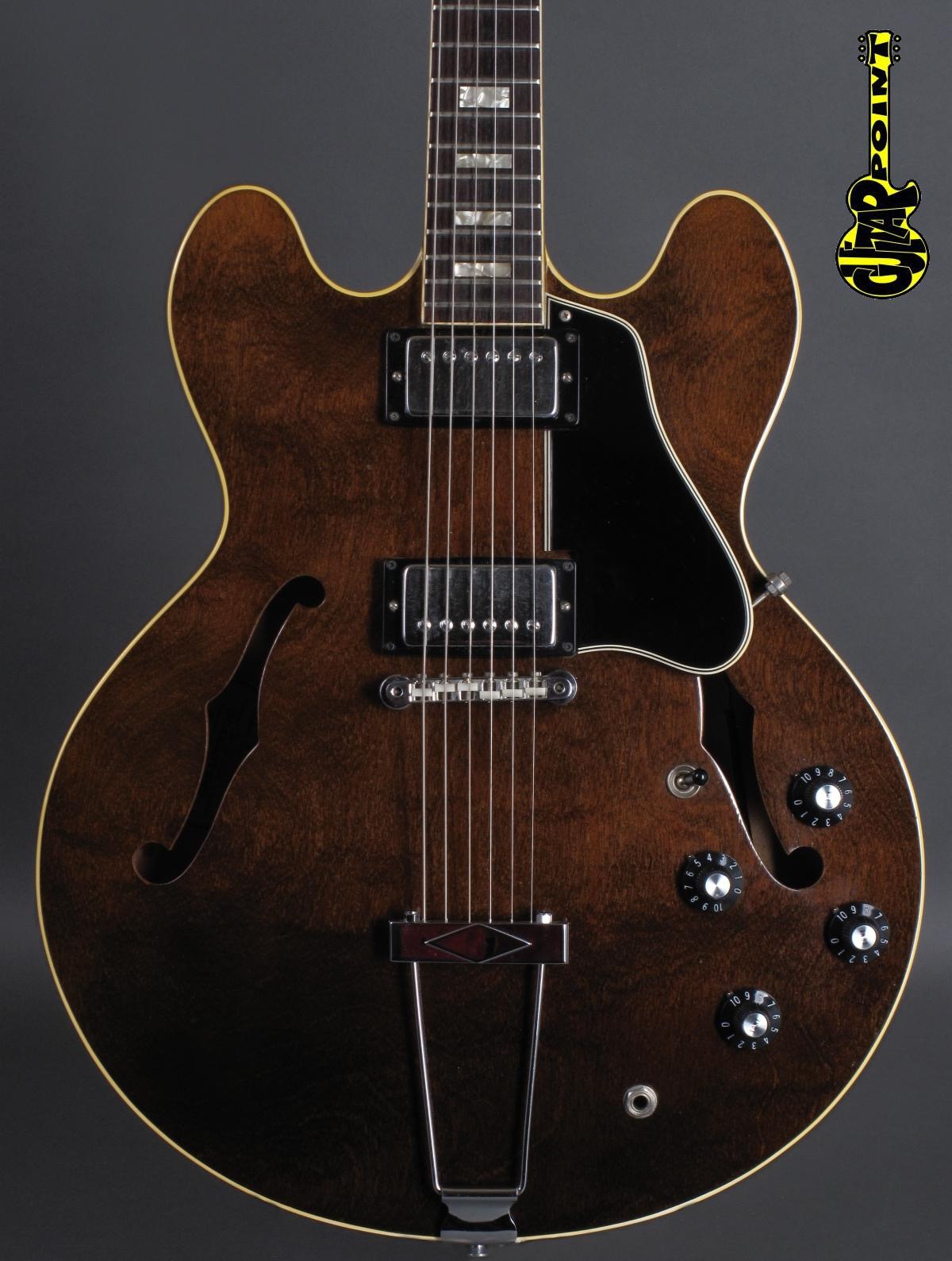 1971 Gibson ES-340 TDW - Walnut