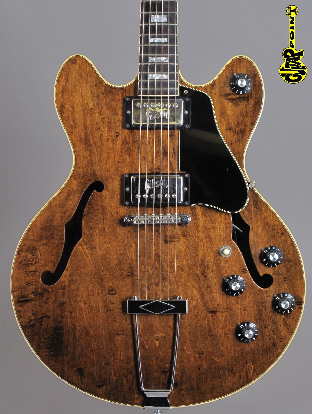 1972 Gibson ES-150 DC - Walnut