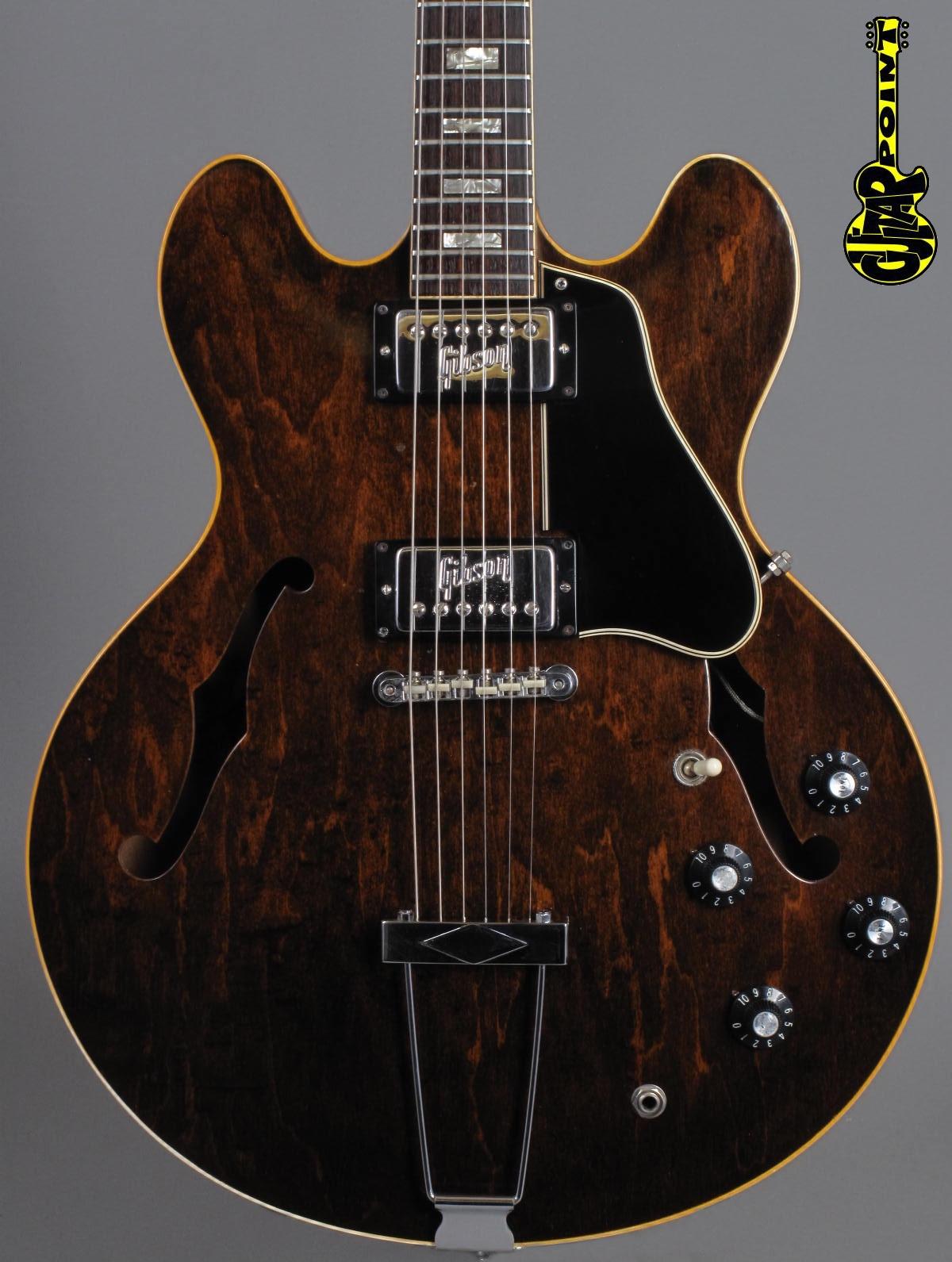 1972 Gibson ES-335 TD - Walnut