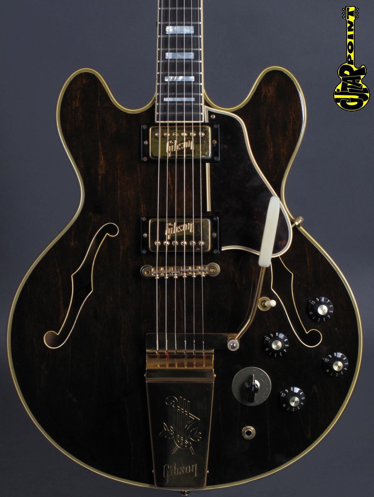 1972 Gibson ES-355 TDSV / Stereo - Walnut