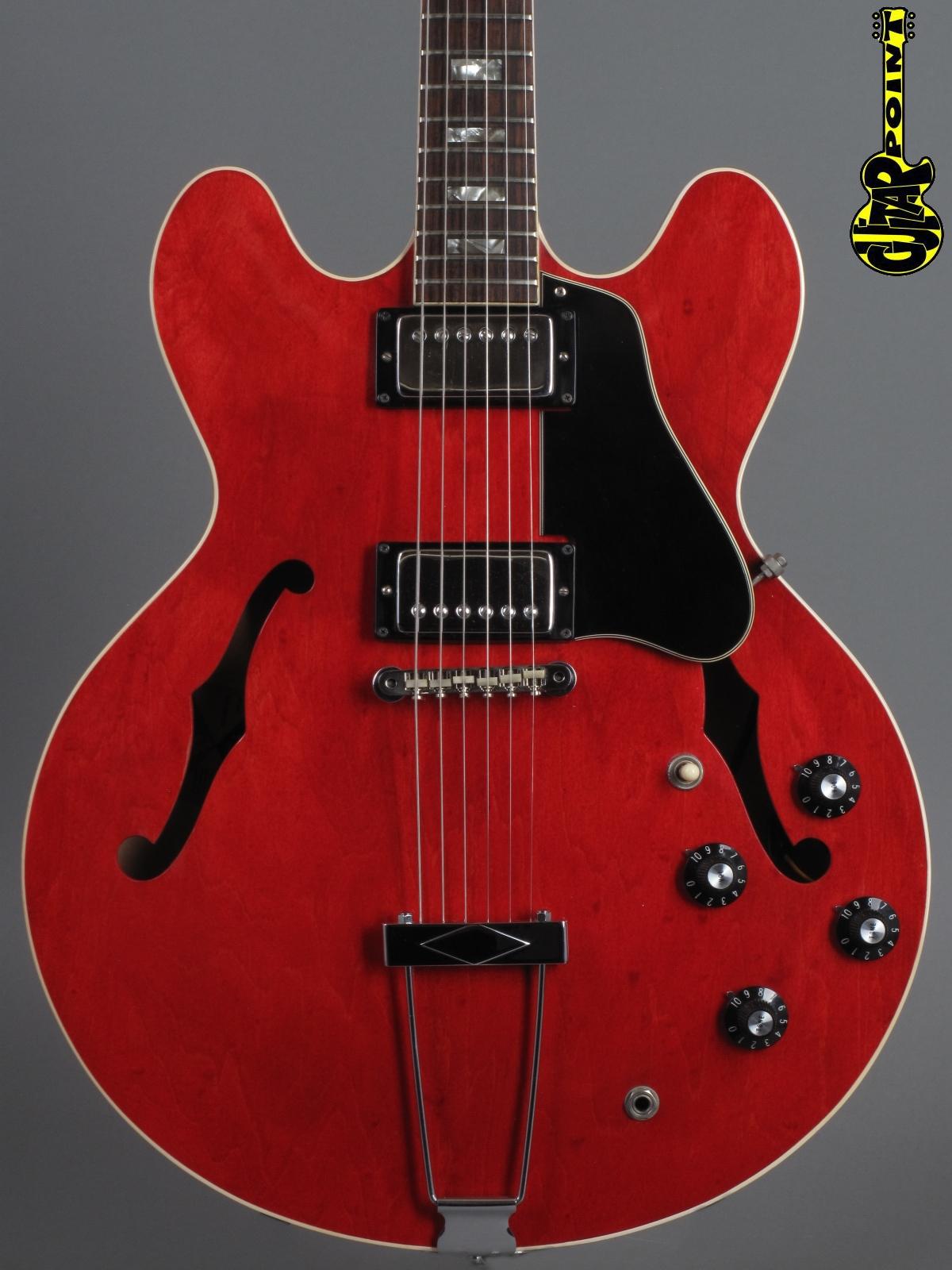 1973 Gibson ES-335 TDC - Cherry