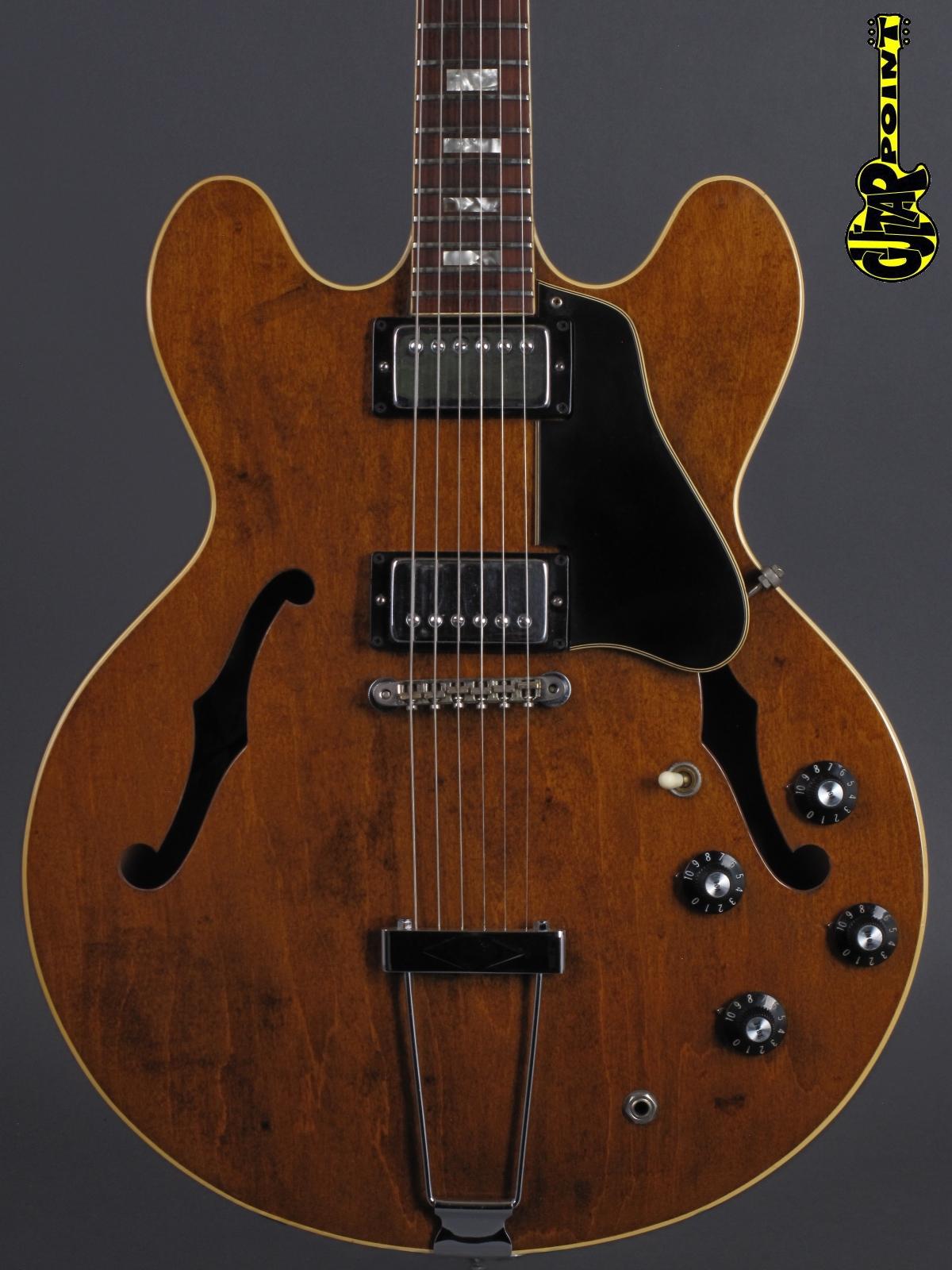 1973 Gibson ES-335TD - Walnut