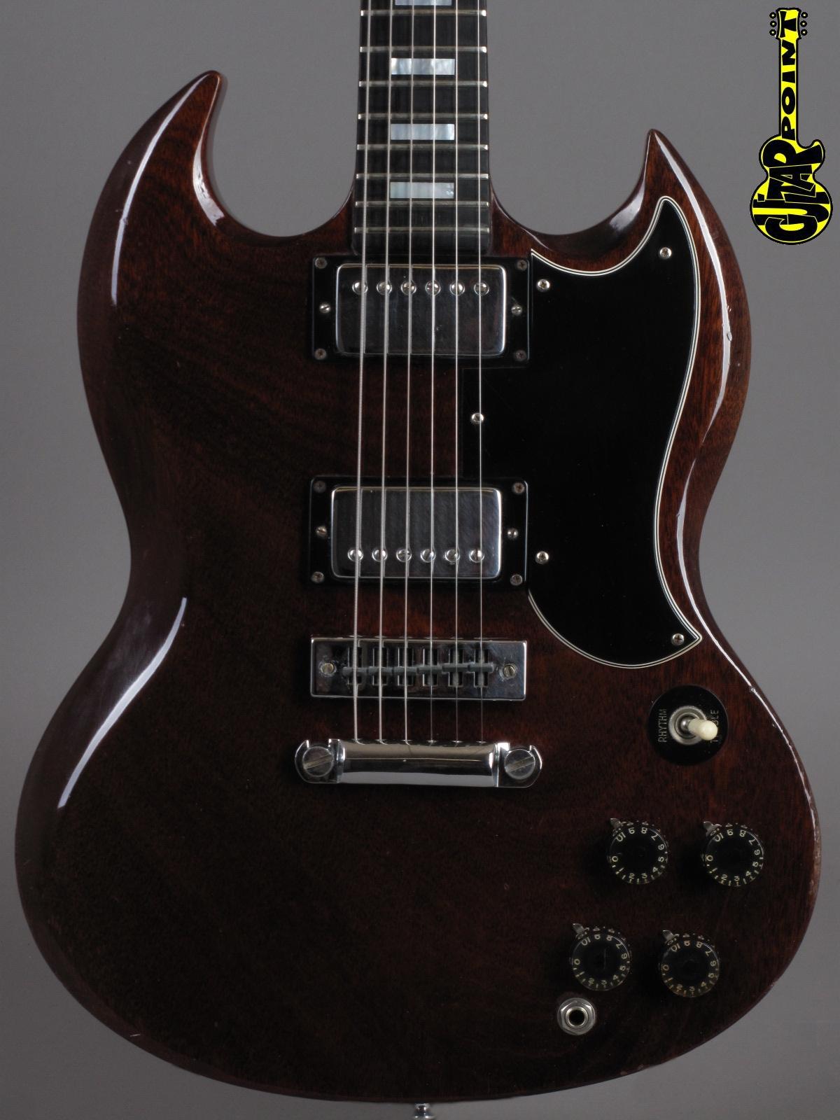 1973 Gibson SG Standard - Cherry
