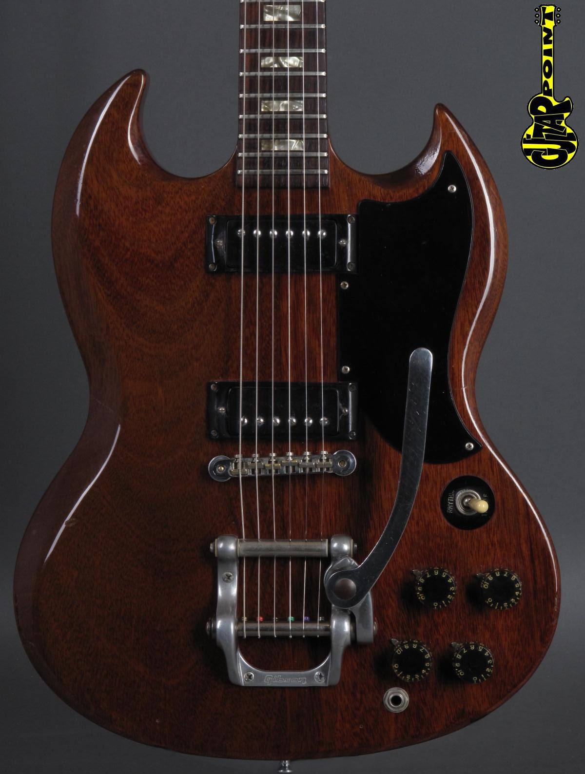 1973 Gibson SG Special - Cherry   ...rare w/Mini-humbuckers!