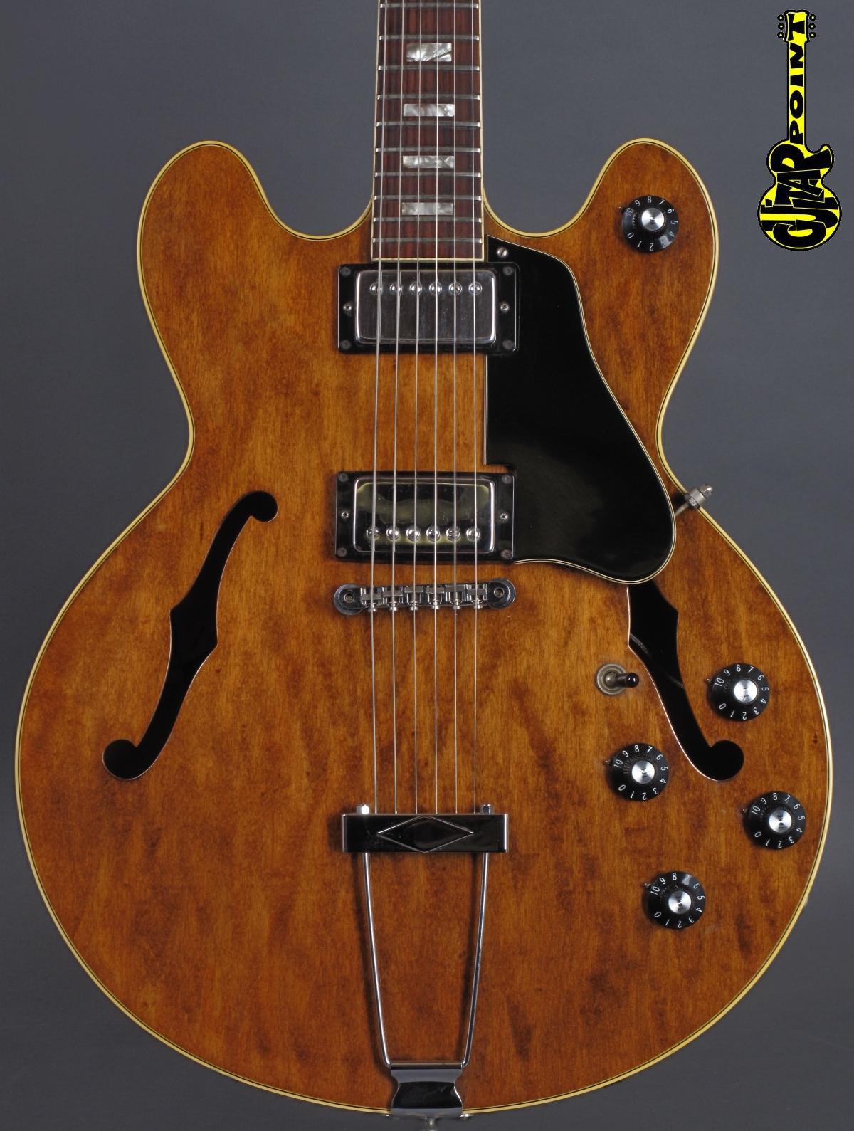 1974 Gibson ES-150 DC - Walnut