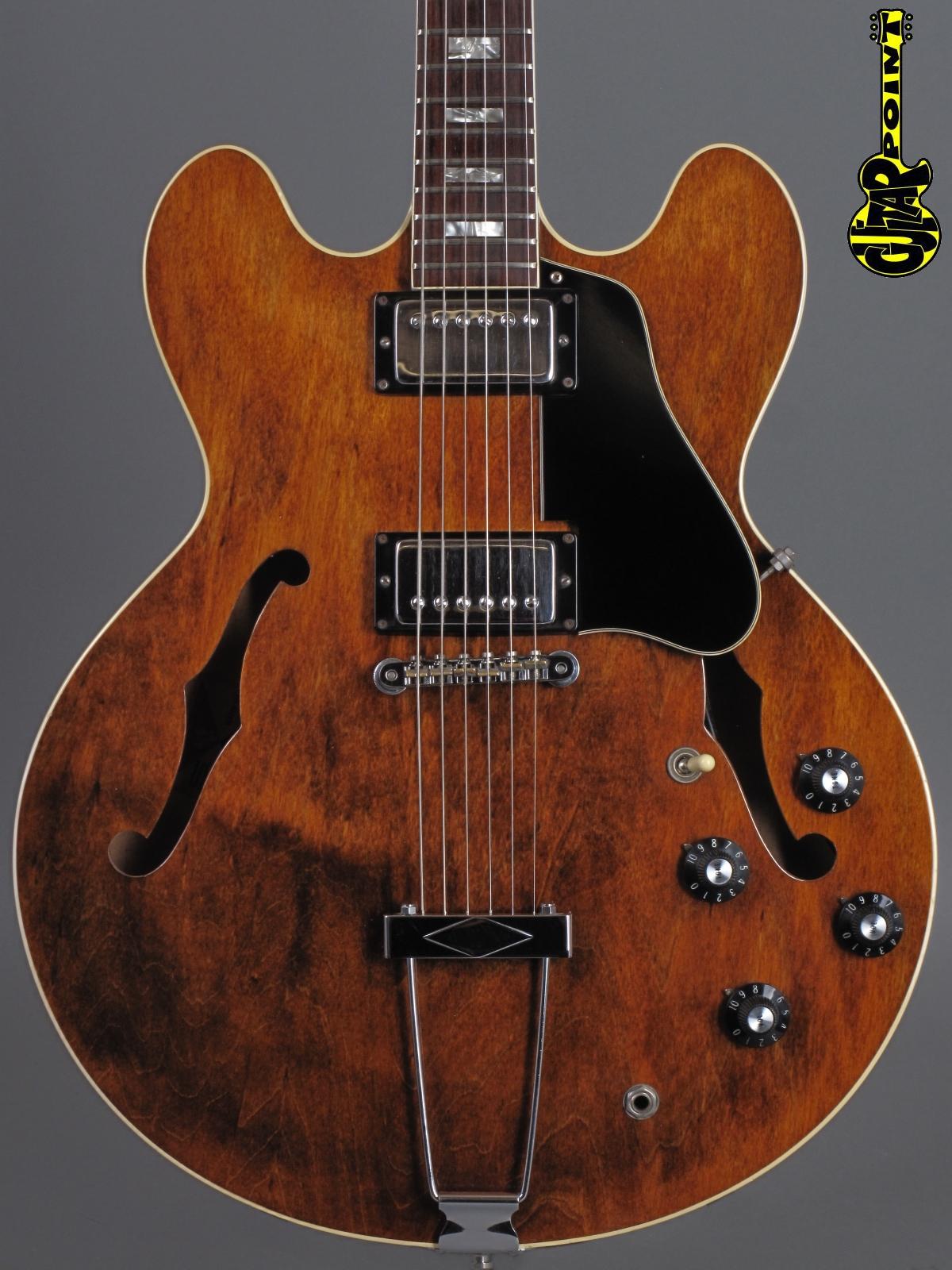 1974 Gibson ES-335TD - Walnut