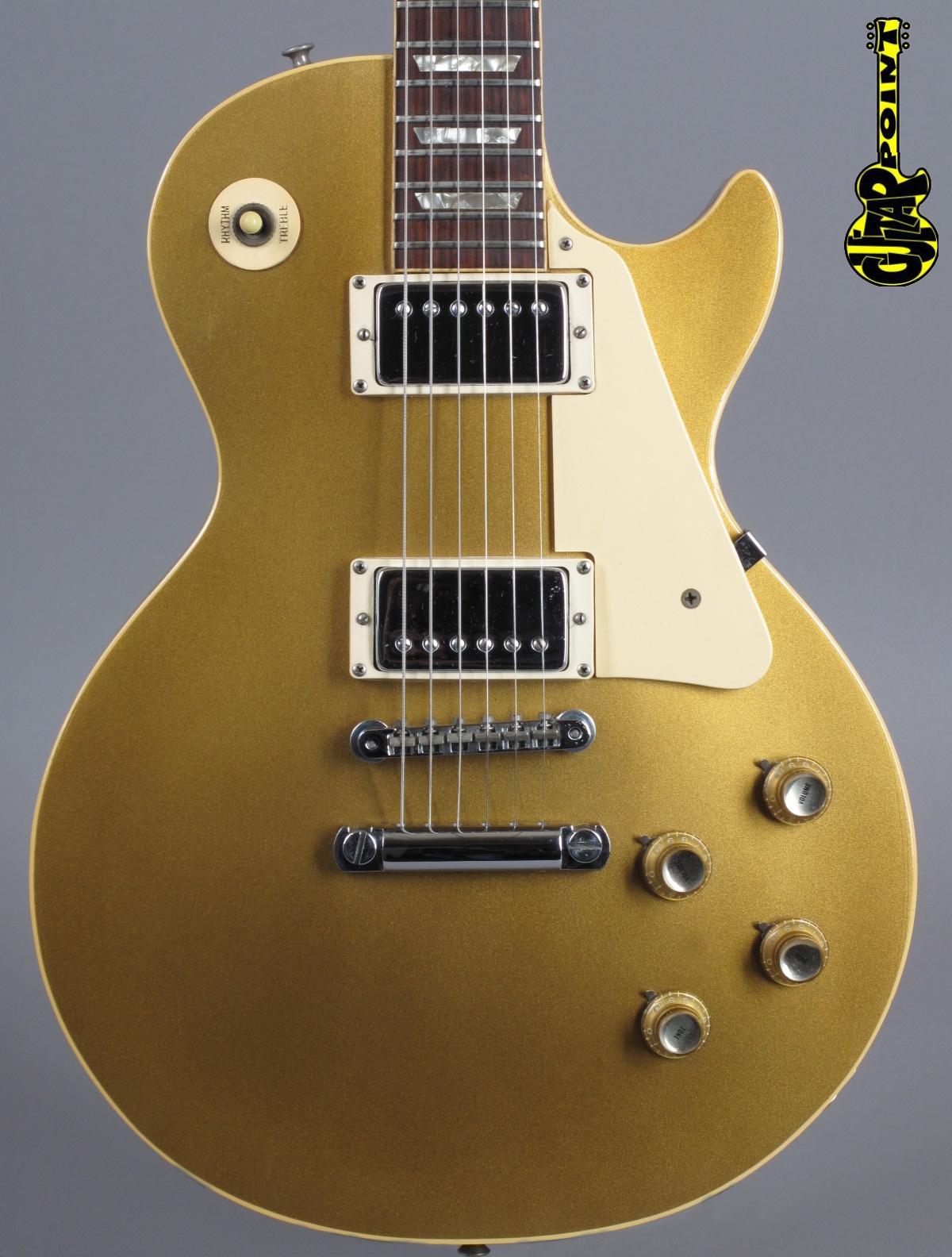 1974 Gibson Les Paul Standard - Goldtop   ...rare !!!