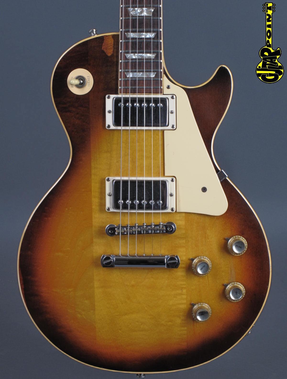 1974 Gibson Les Paul Standard - Tobacco Burst