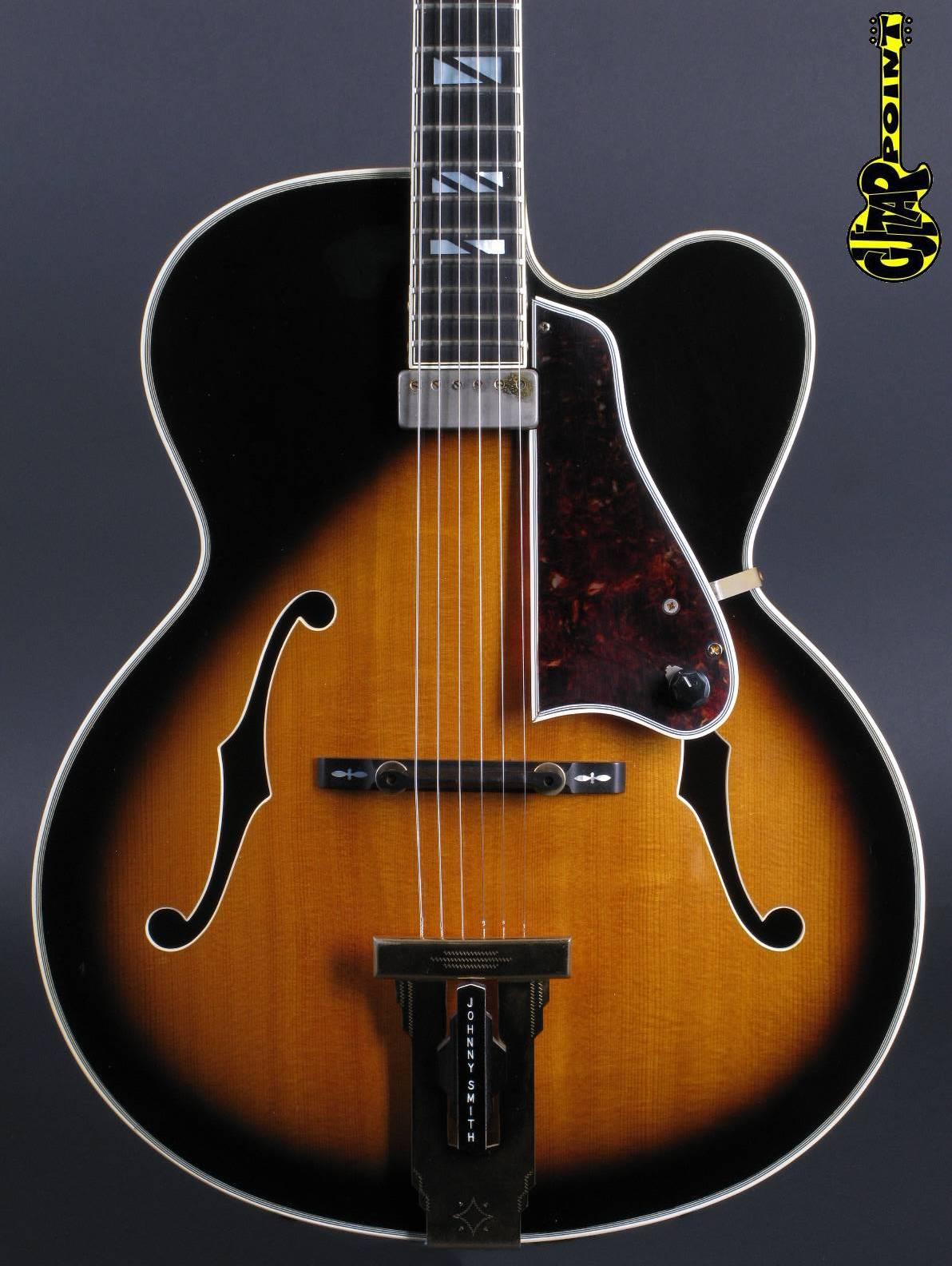 1976 Gibson Johnny Smith - Sunburst