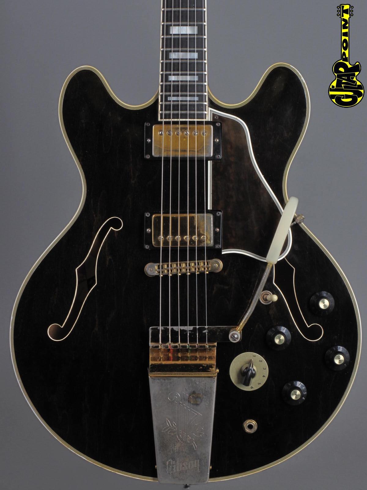 1978 Gibson ES-355 TD Stereo - Walnut