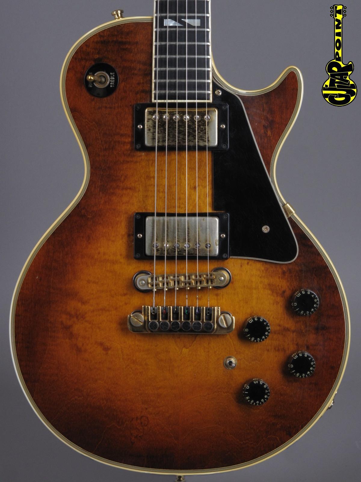 1978 Gibson Les Paul 25/50 Anniversary - Sunburst