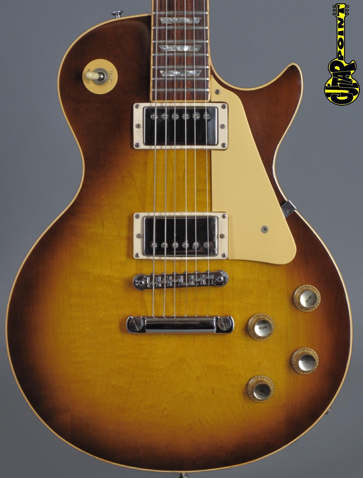 1978 Gibson Les Paul Standard - Honeyburst