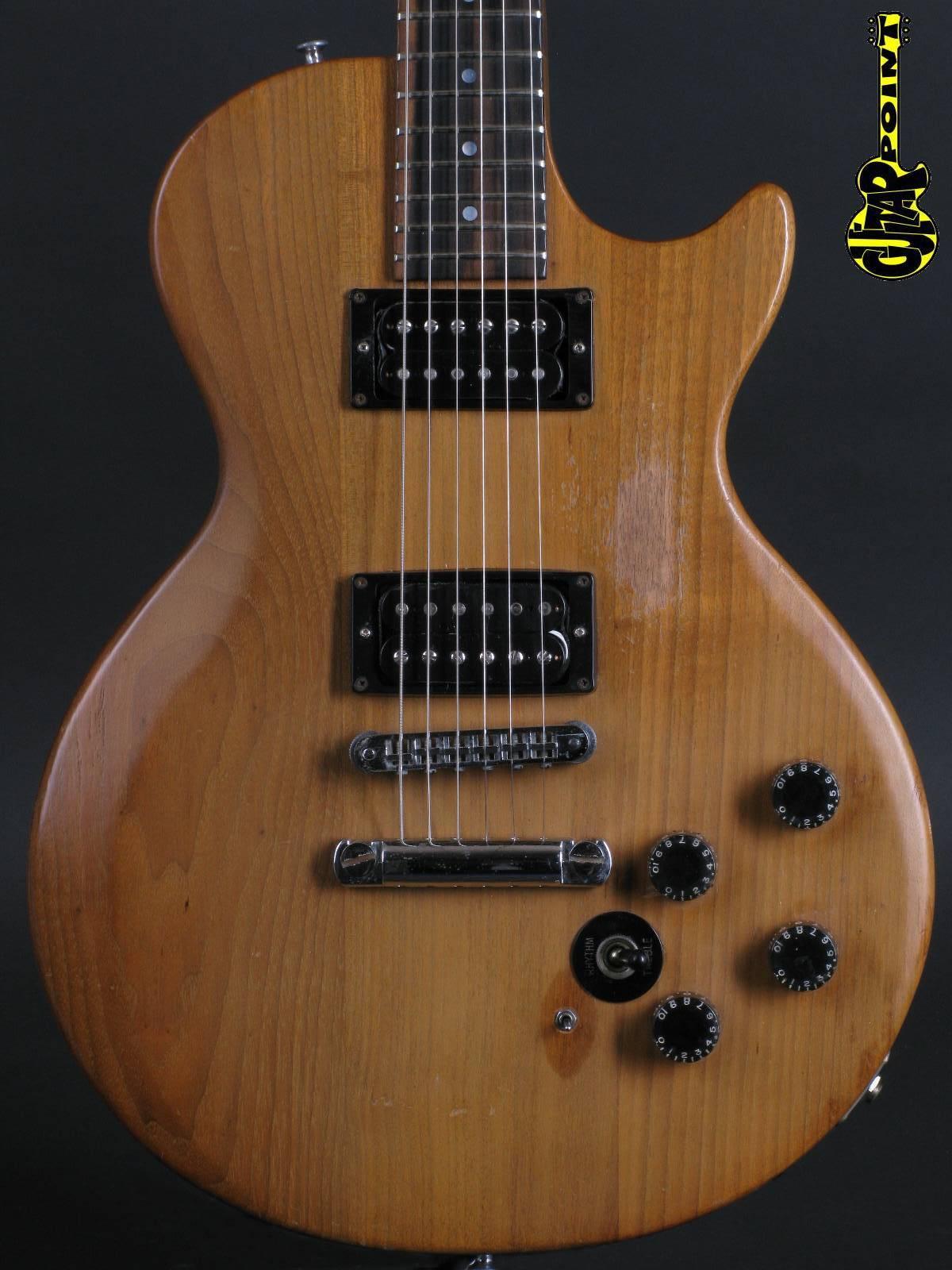 """1978 Gibson Les Paul """"The Paul"""" - Walnut"""