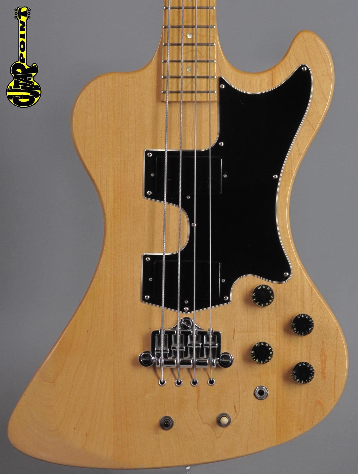1978 Gibson RD Artist Bass - Natural