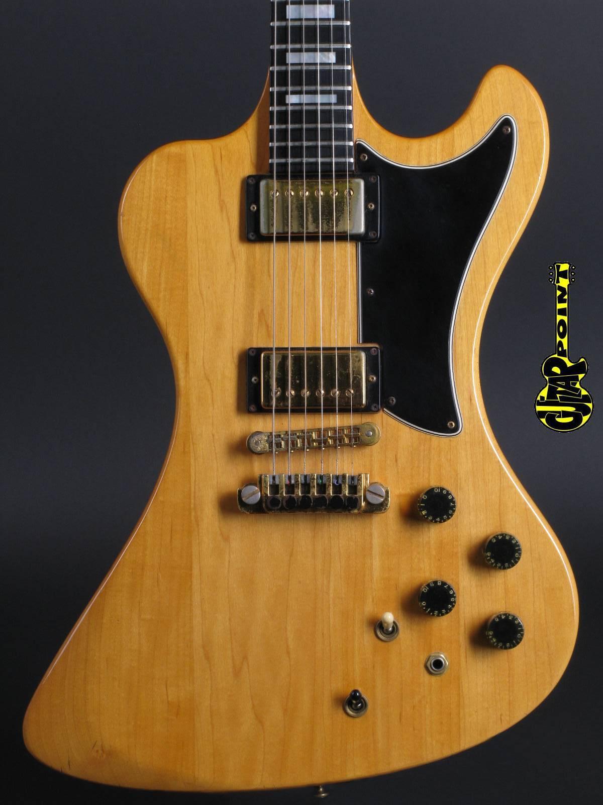 1978 Gibson RD Artist - Natural