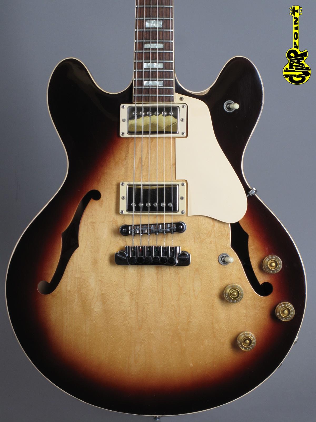 1979 Gibson ES-335 CRS - Sunburst  Limited !!!