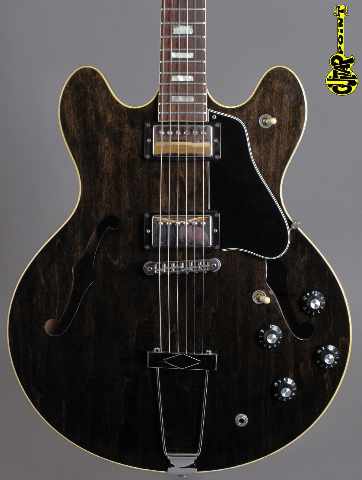 1979 Gibson ES-335 TDW - Walnut