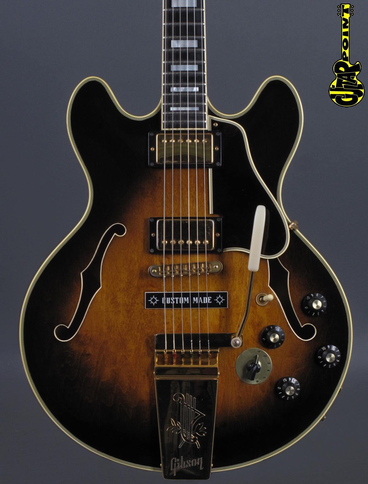 1979 Gibson ES-355 TDSV - Stereo - Sunburst
