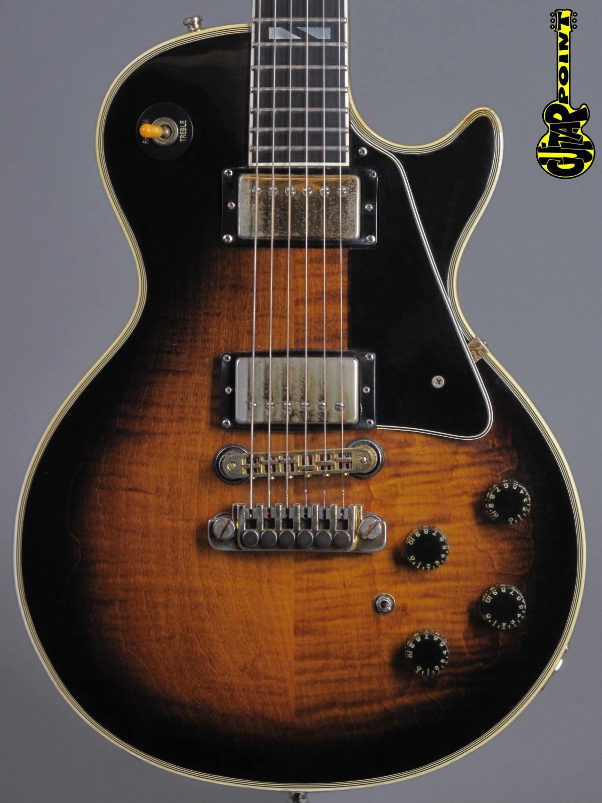 1979 Gibson Les Paul 25/50 Anniversary - Sunburst