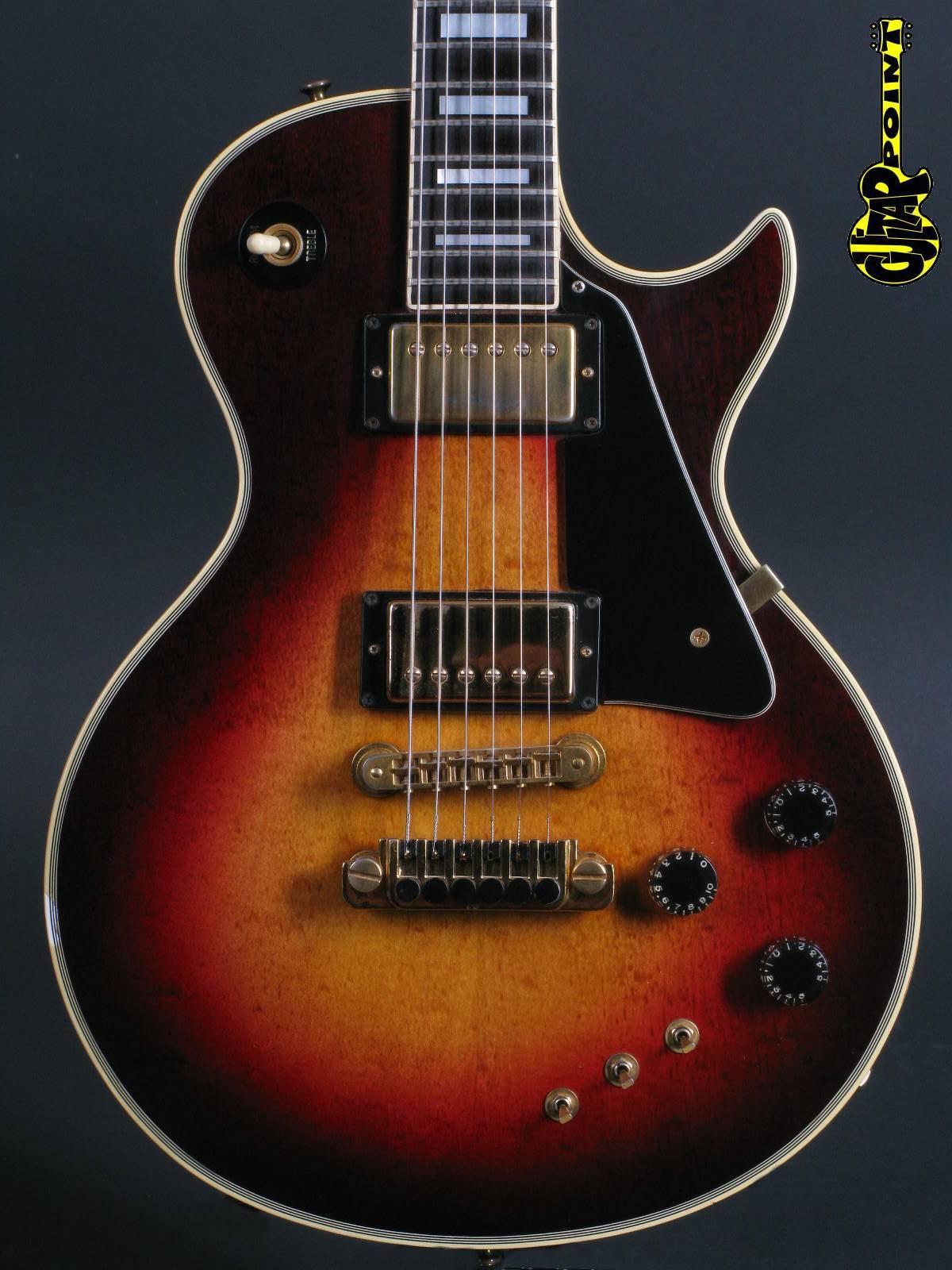 1979 Gibson Les Paul Artist - Fireburst