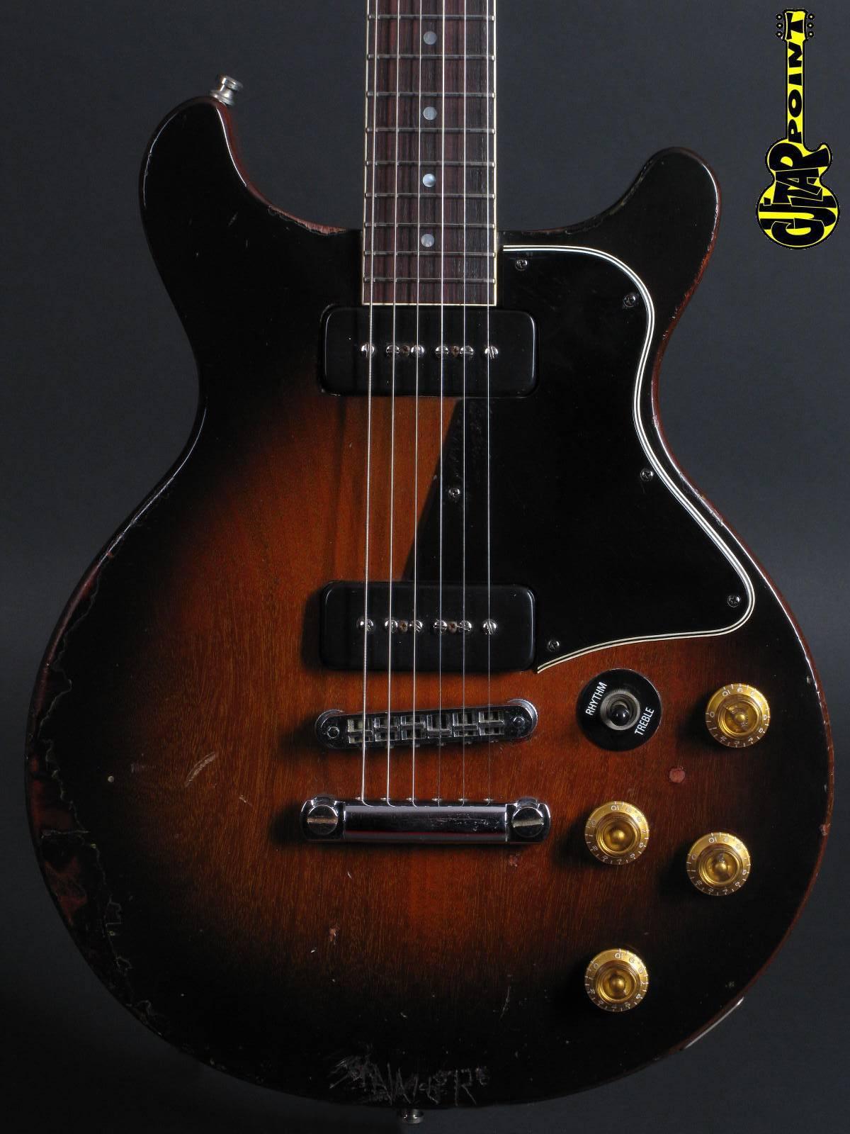 1980 Gibson Les Paul Special DC Sunburst