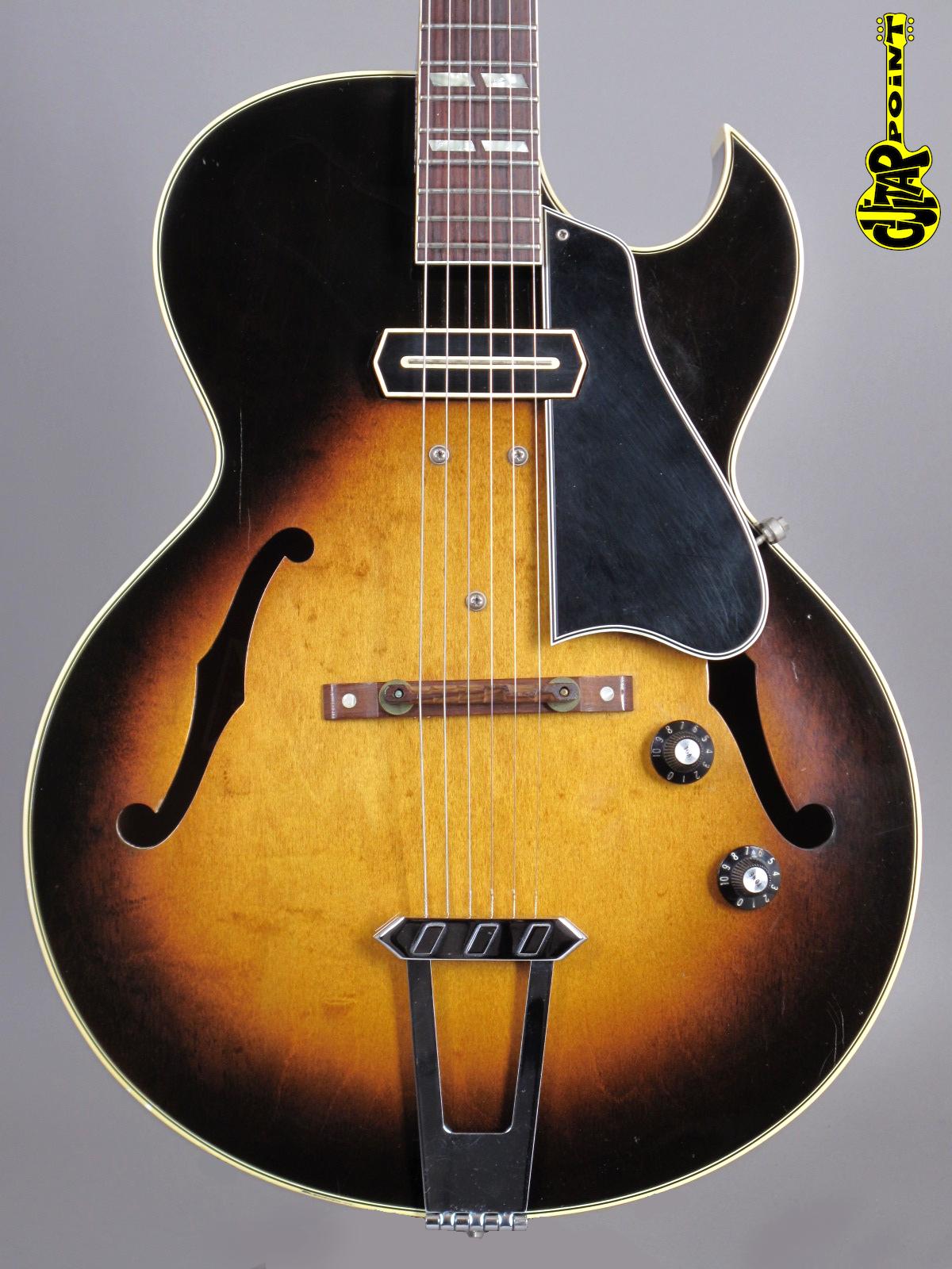 1981 Gibson ES-175CC - Sunburst