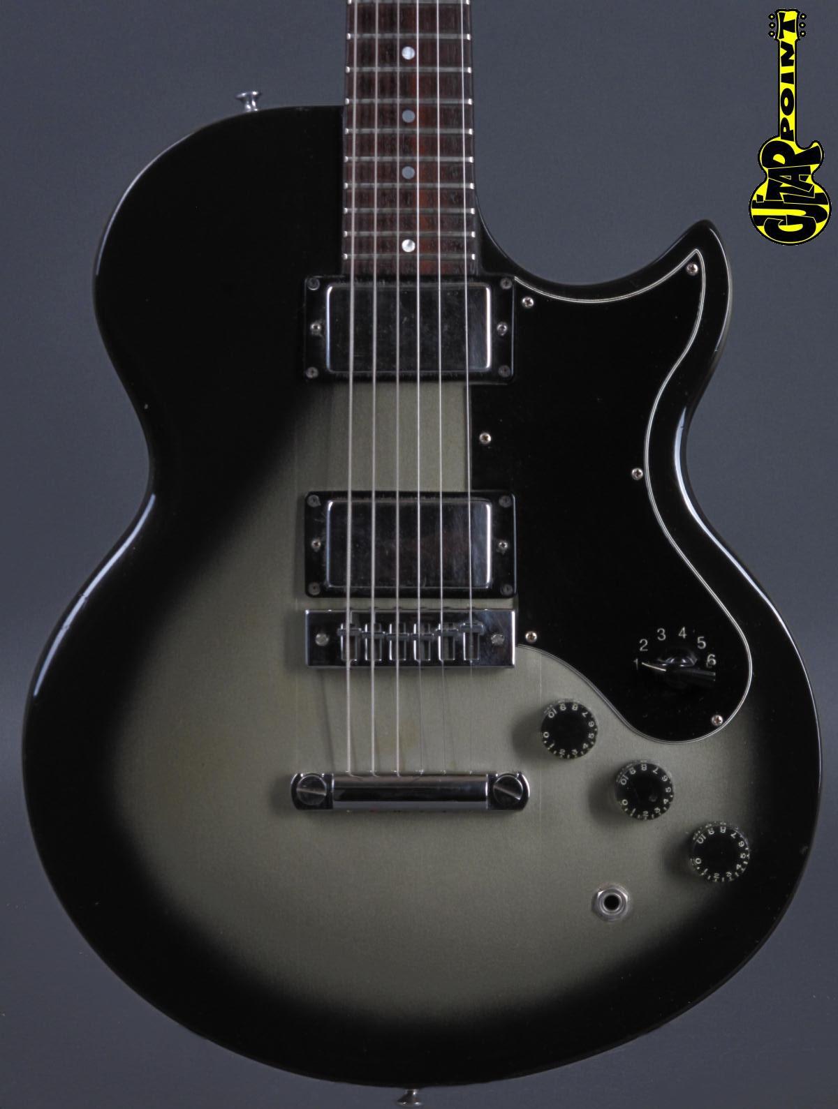 1981 Gibson L6S Custom - Silverburst