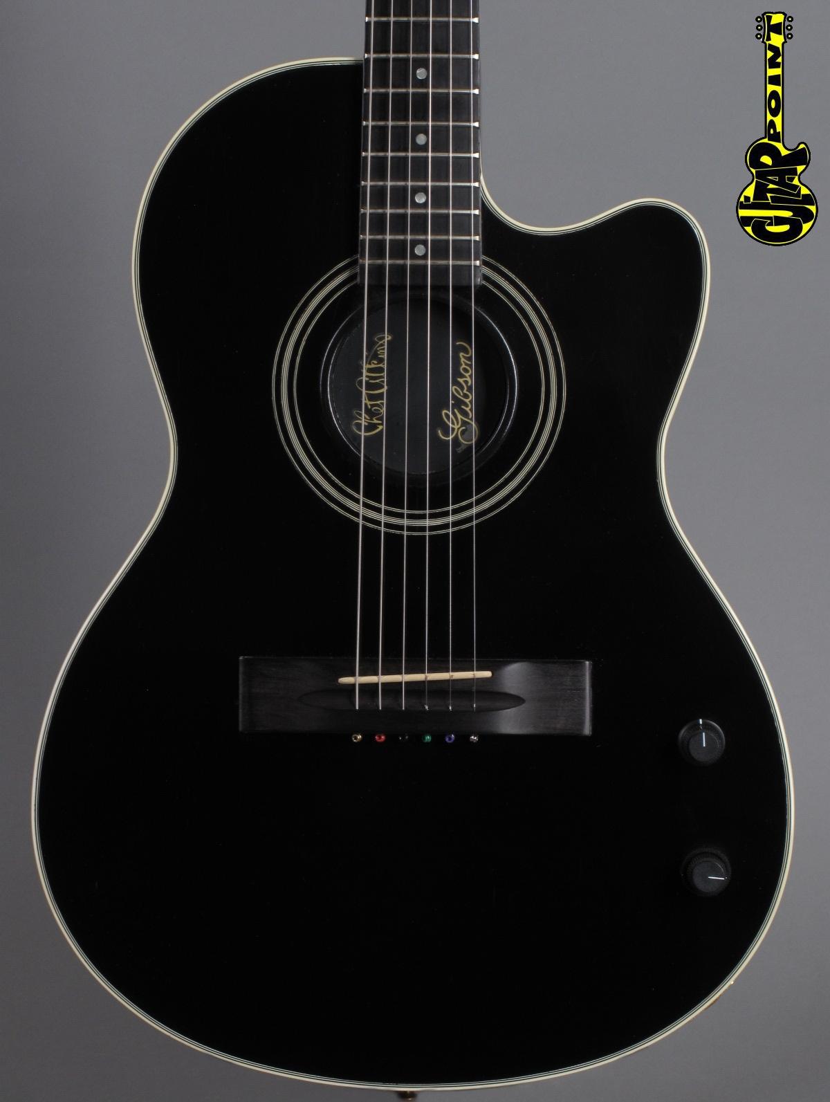 1990 Gibson Chet Atkins CE - Ebony