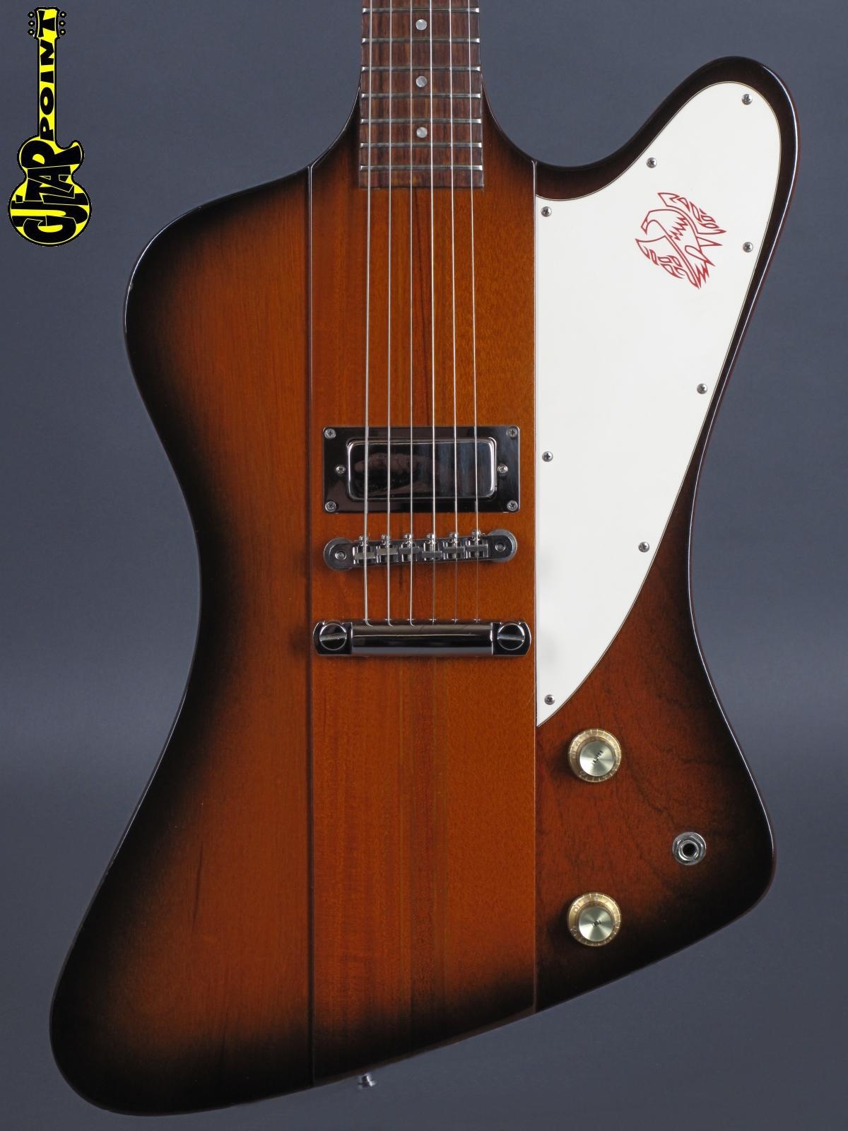 1991 Gibson Firebird I - Sunburst    Limited !!!