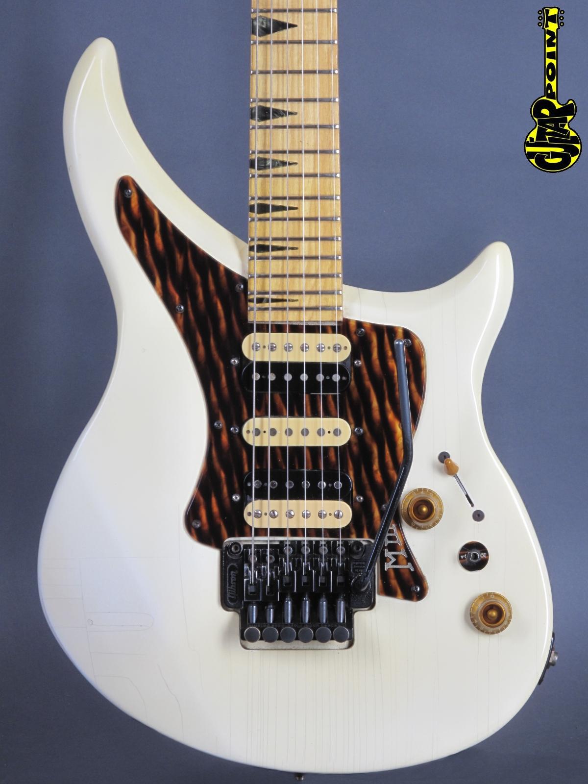 1991 Gibson M III Standard - Alpine White