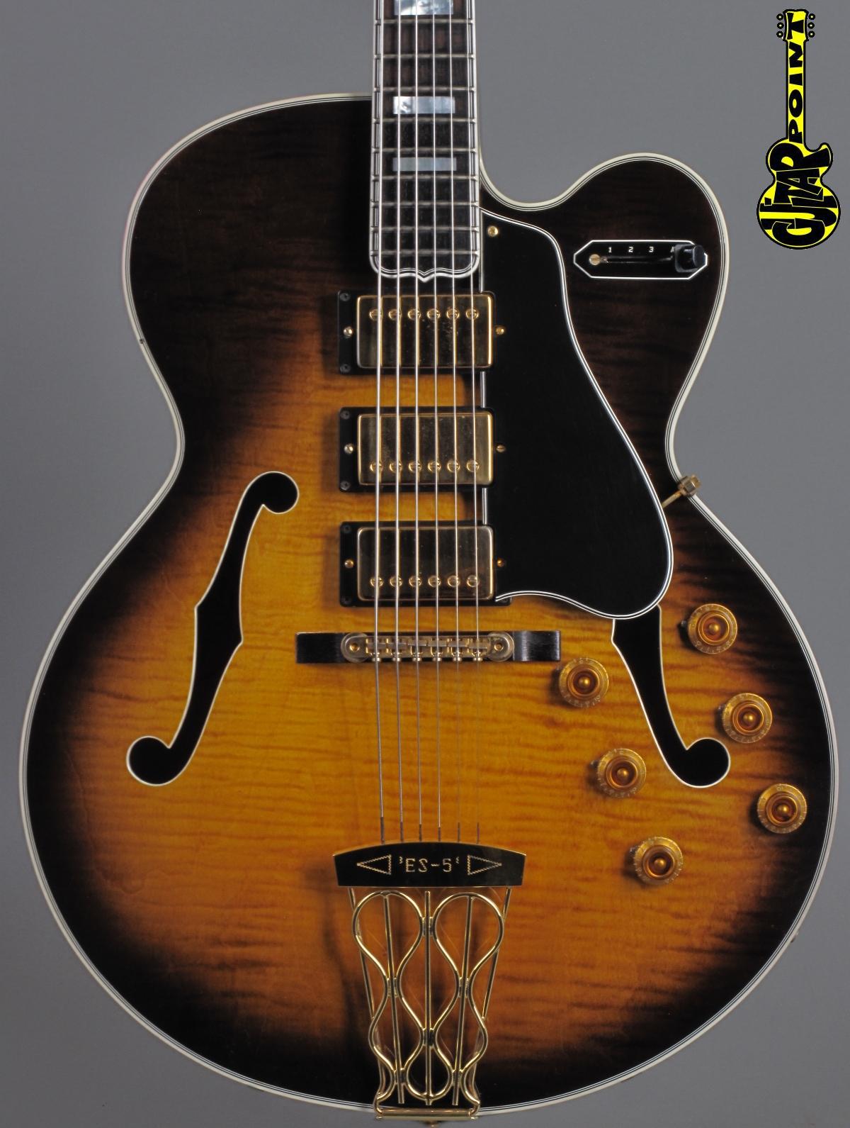 1995 Gibson ES-5 Switchmaster - Sunburst