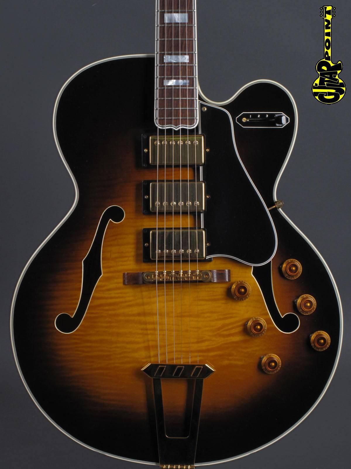 1999 Gibson ES-5 Switchmaster -  Sunburst
