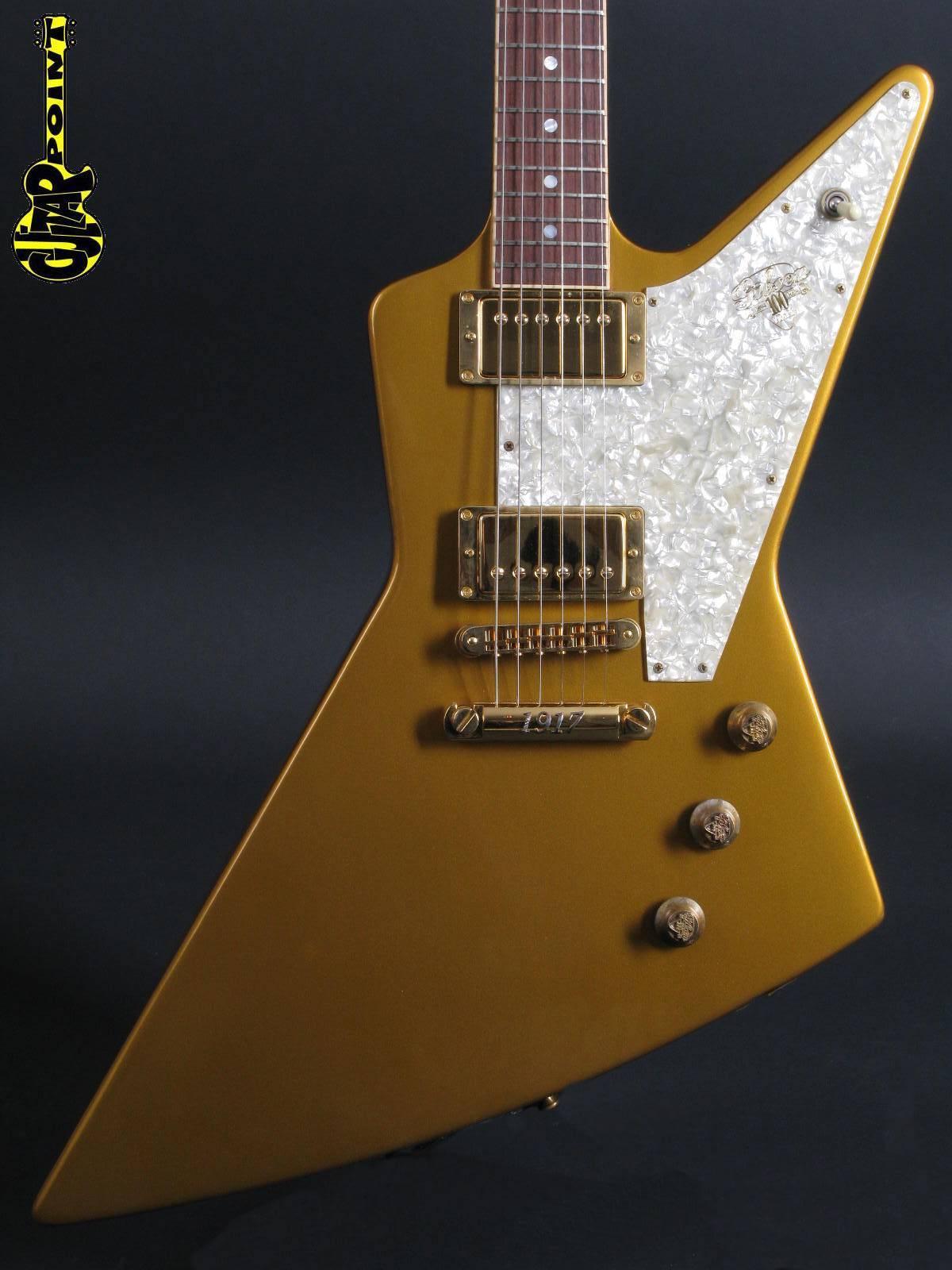 """1994 Gibson Explorer Centennial """"100 Anniversary"""""""