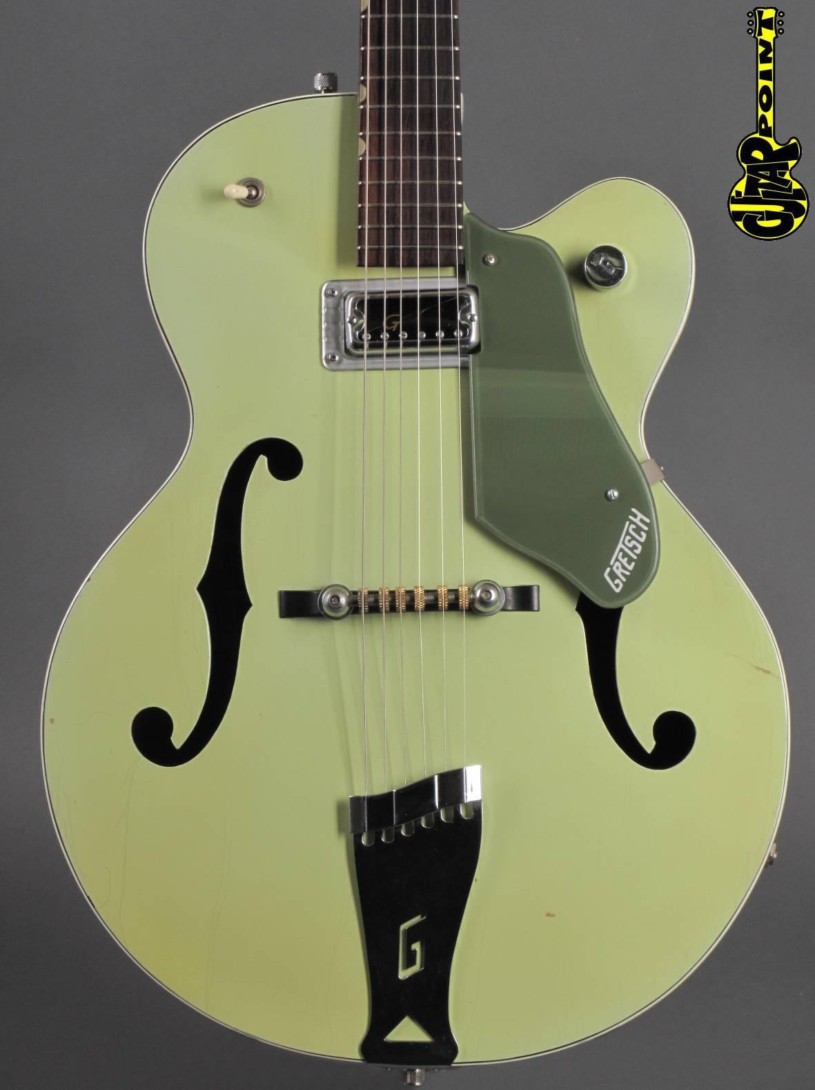 1962 Gretsch 6125 Anniversary - 2-tone Smoke Green