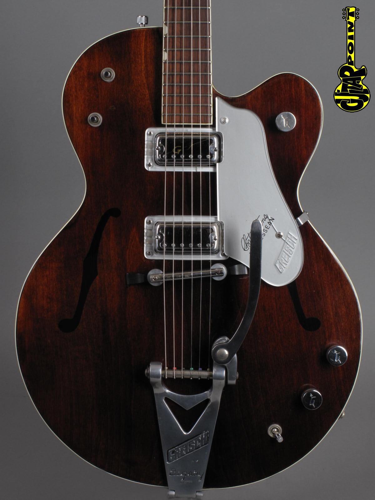 1963 Gretsch 6119 Chet Atkins Tennessean