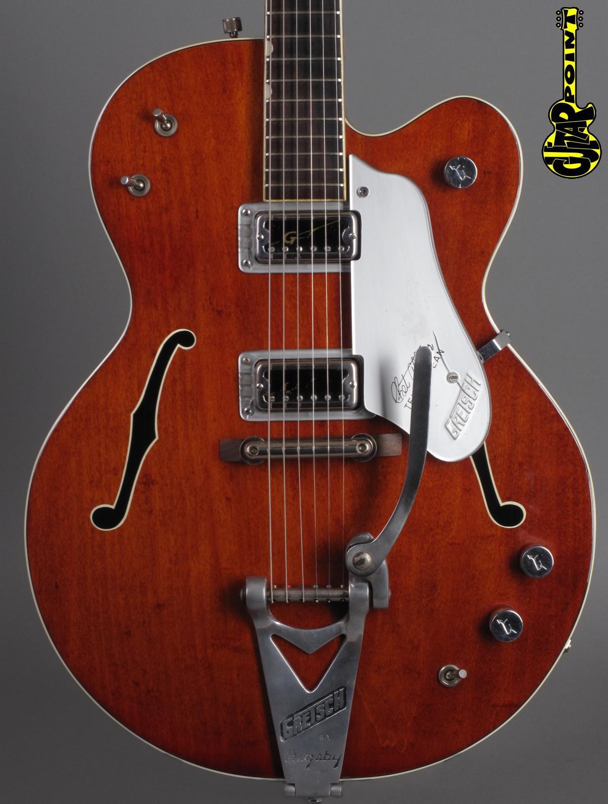 1964 Gretsch 6119 Chet Atkins Tennessean