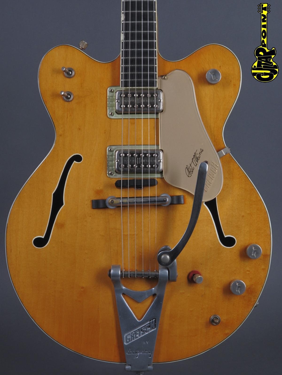 """1964 Gretsch 6120 DC """"Chet Atkins"""""""