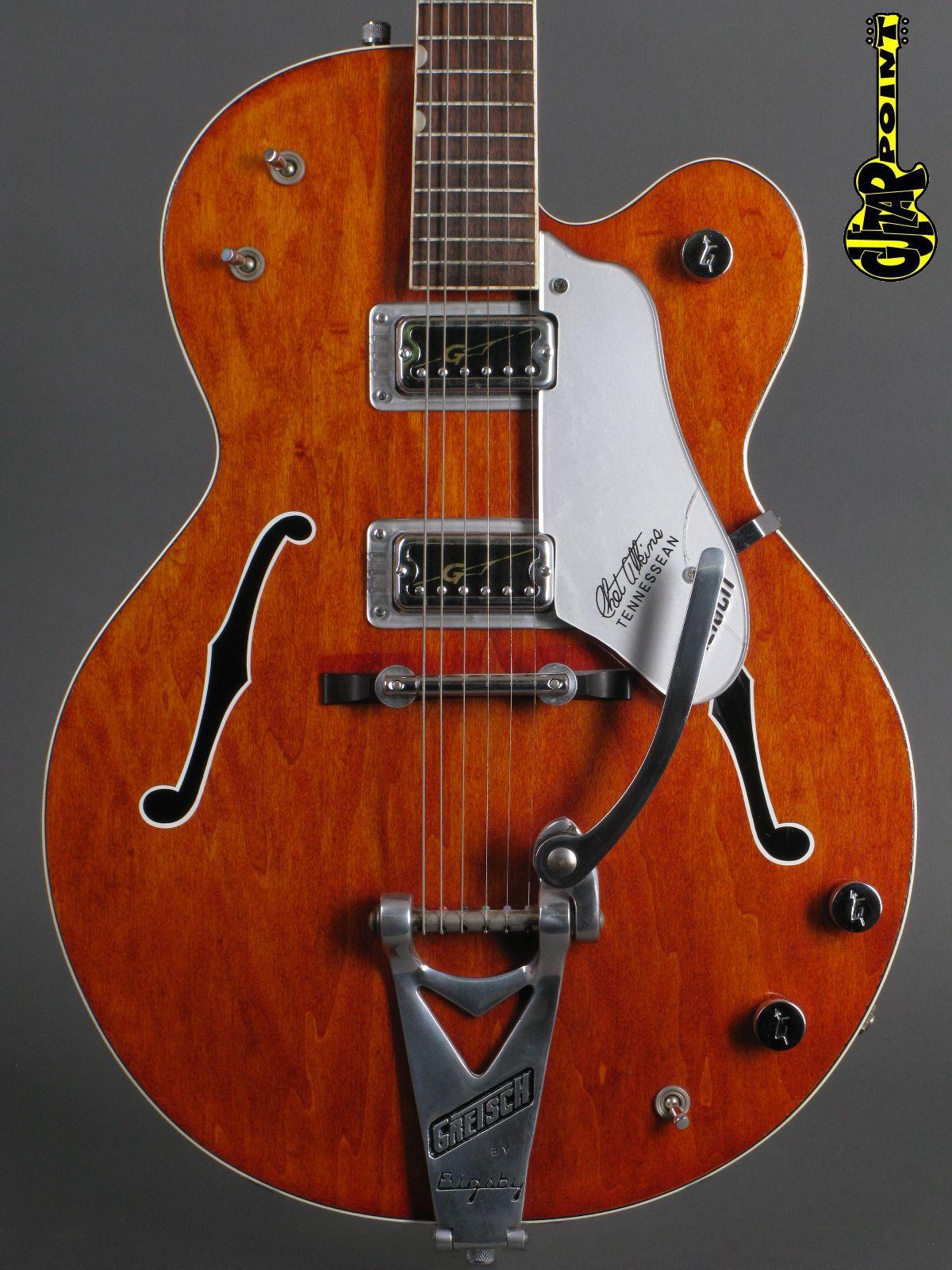 1966 Gretsch 6119 Chet Atkins Tennessean - Minty !!!