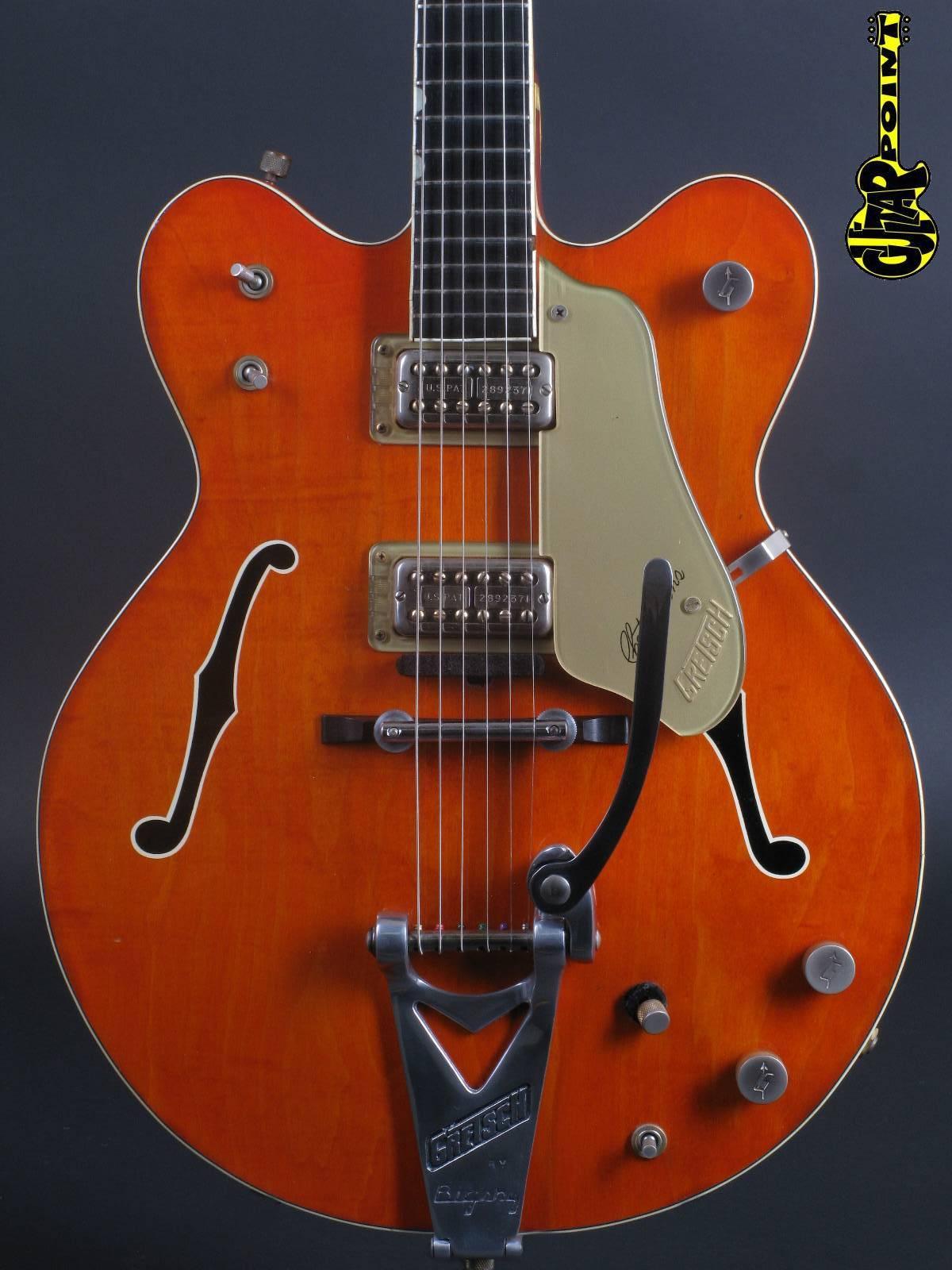 """1966 Gretsch 6120 DC """"Chet Atkins"""""""