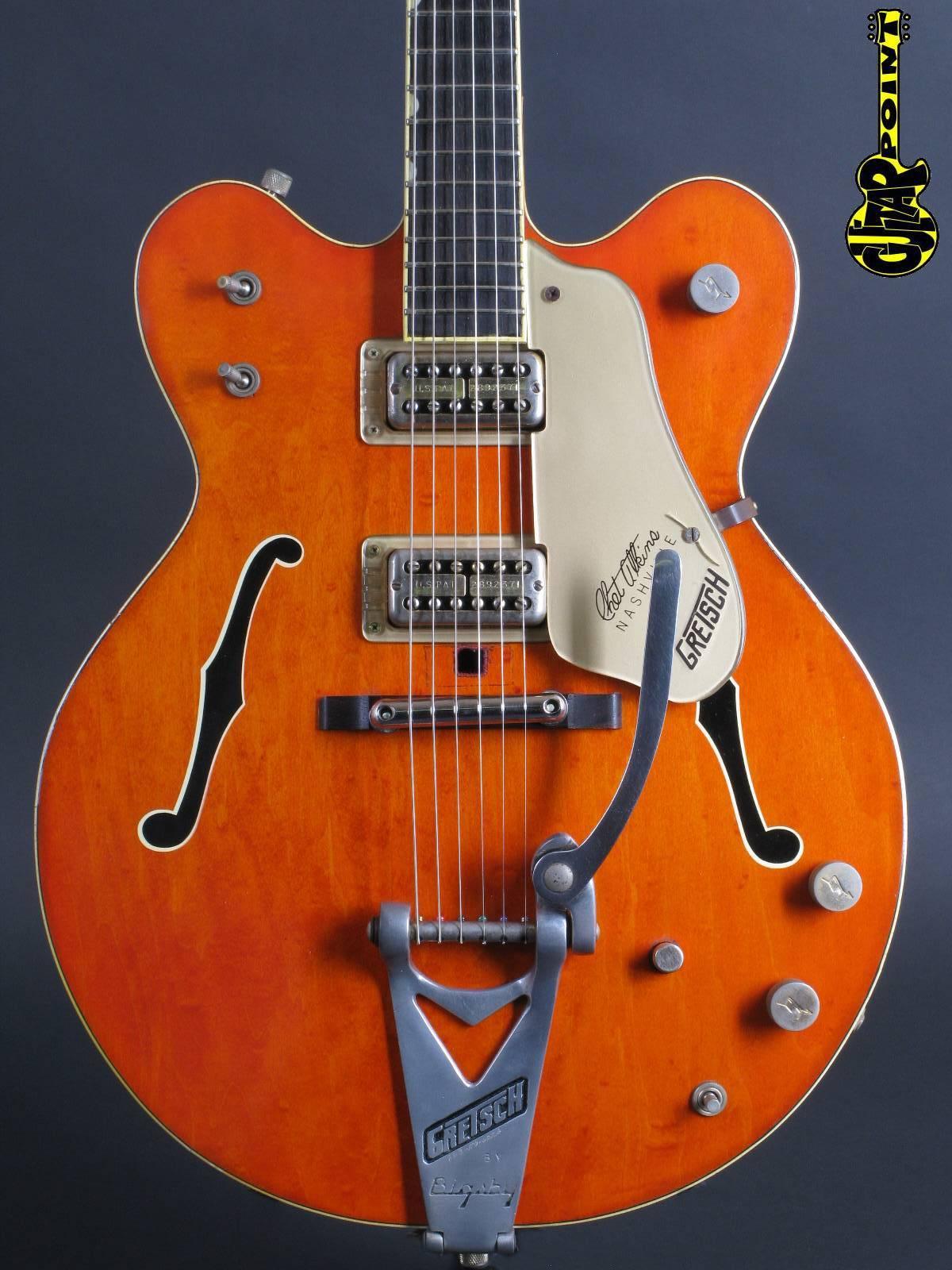 """1967 Gretsch 6120DC """"Chet Atkins"""""""