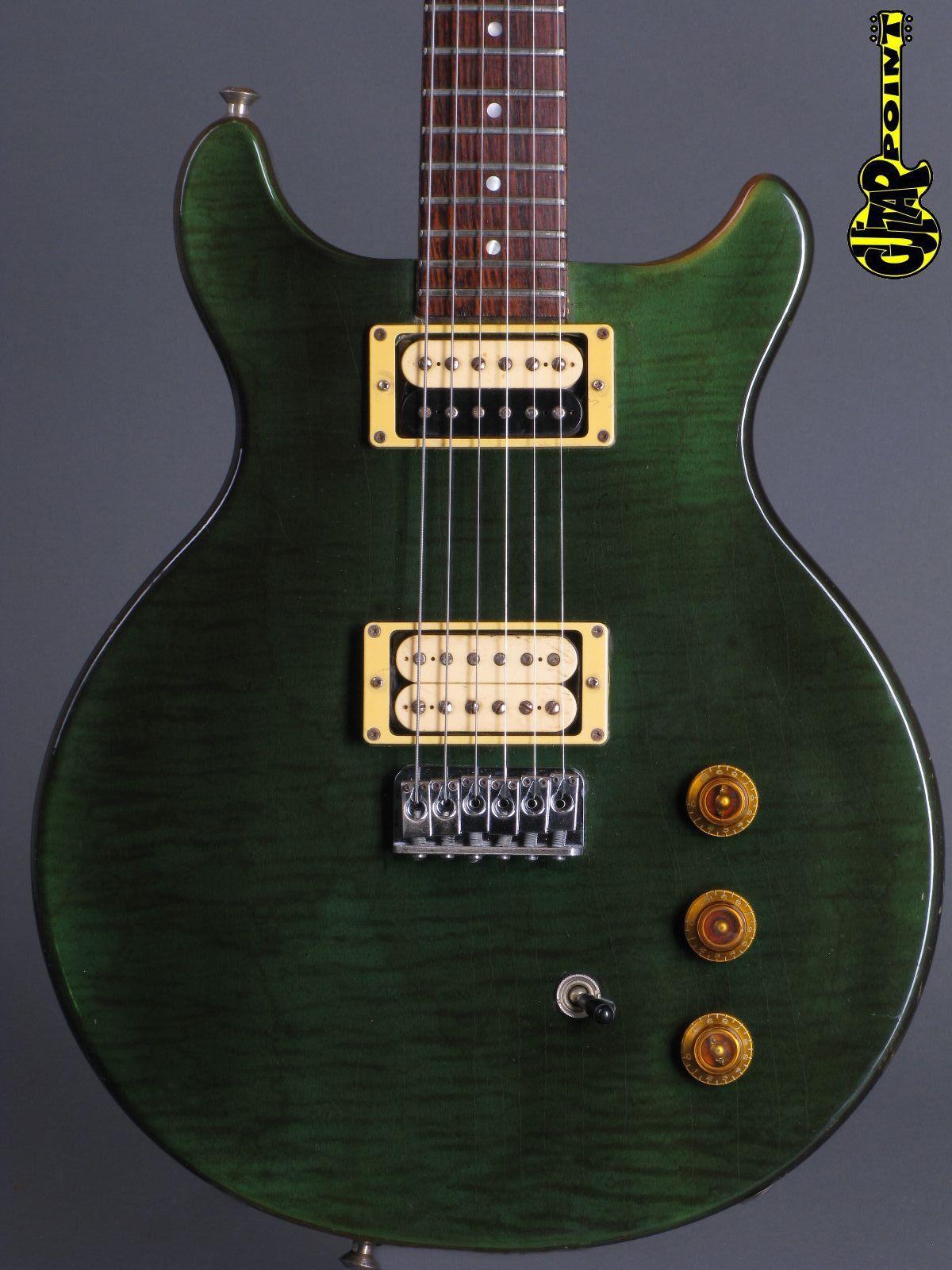 1980 Hamer Special - Greenburst
