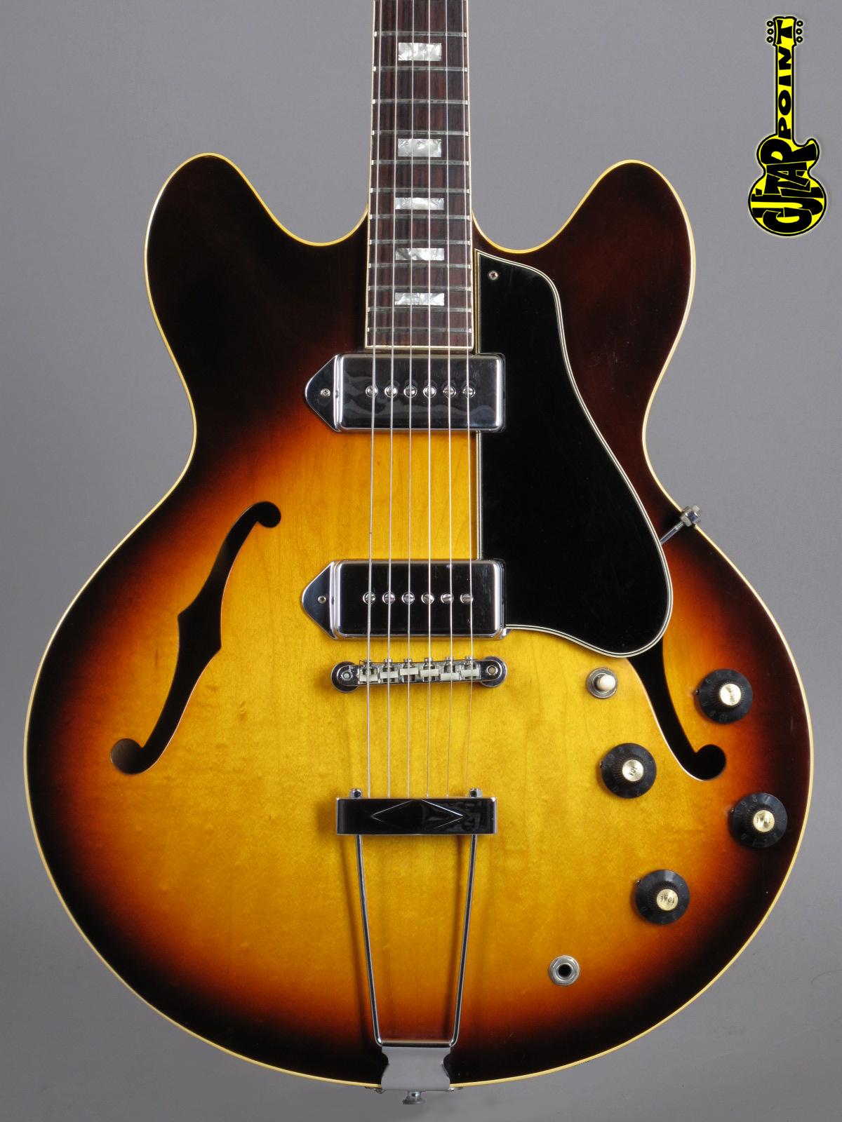 1967 Gibson ES-330 - Sunburst