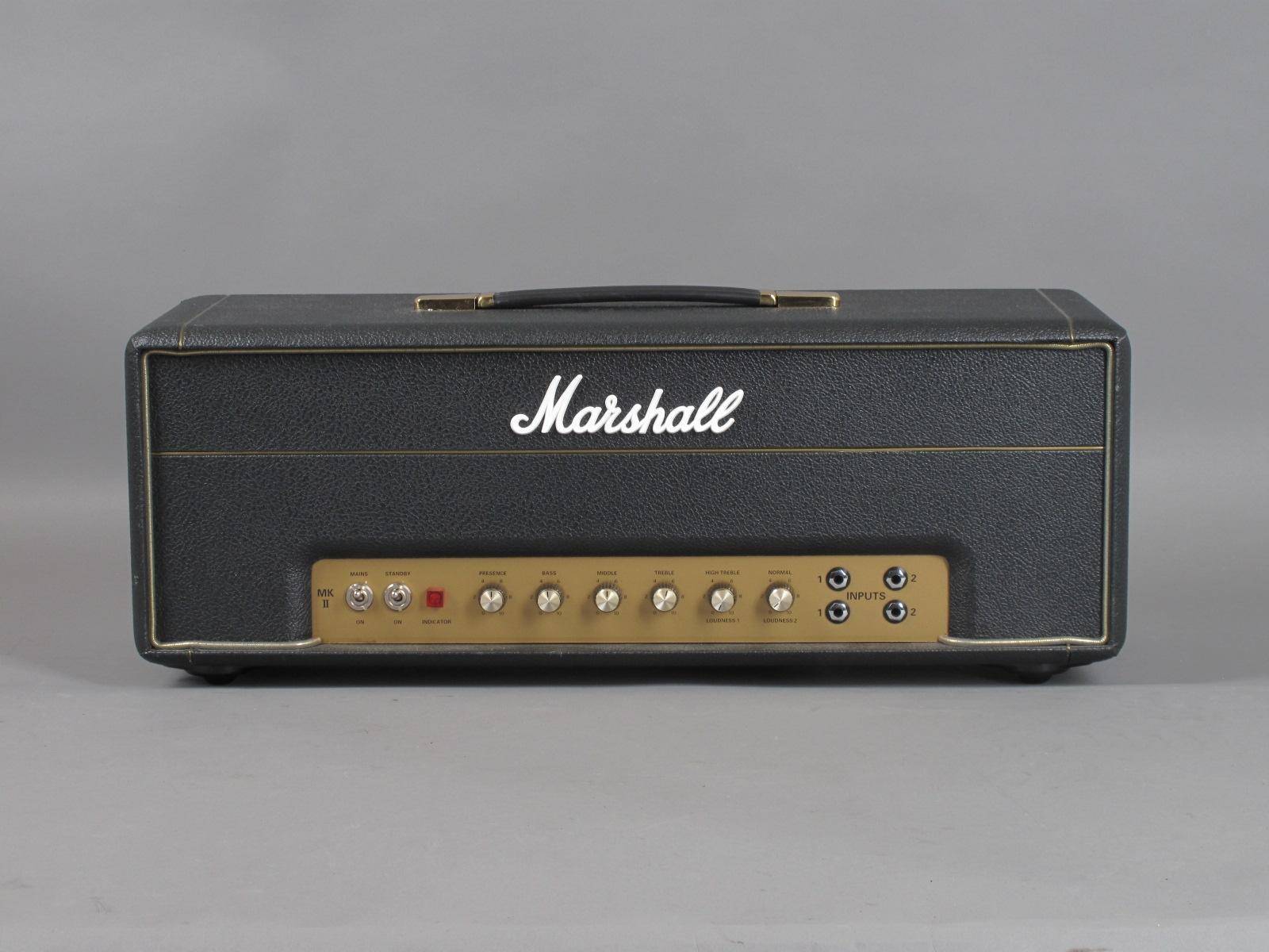 2002 Marshall 1987X MK2 - 50 Watt Plexi Reissue