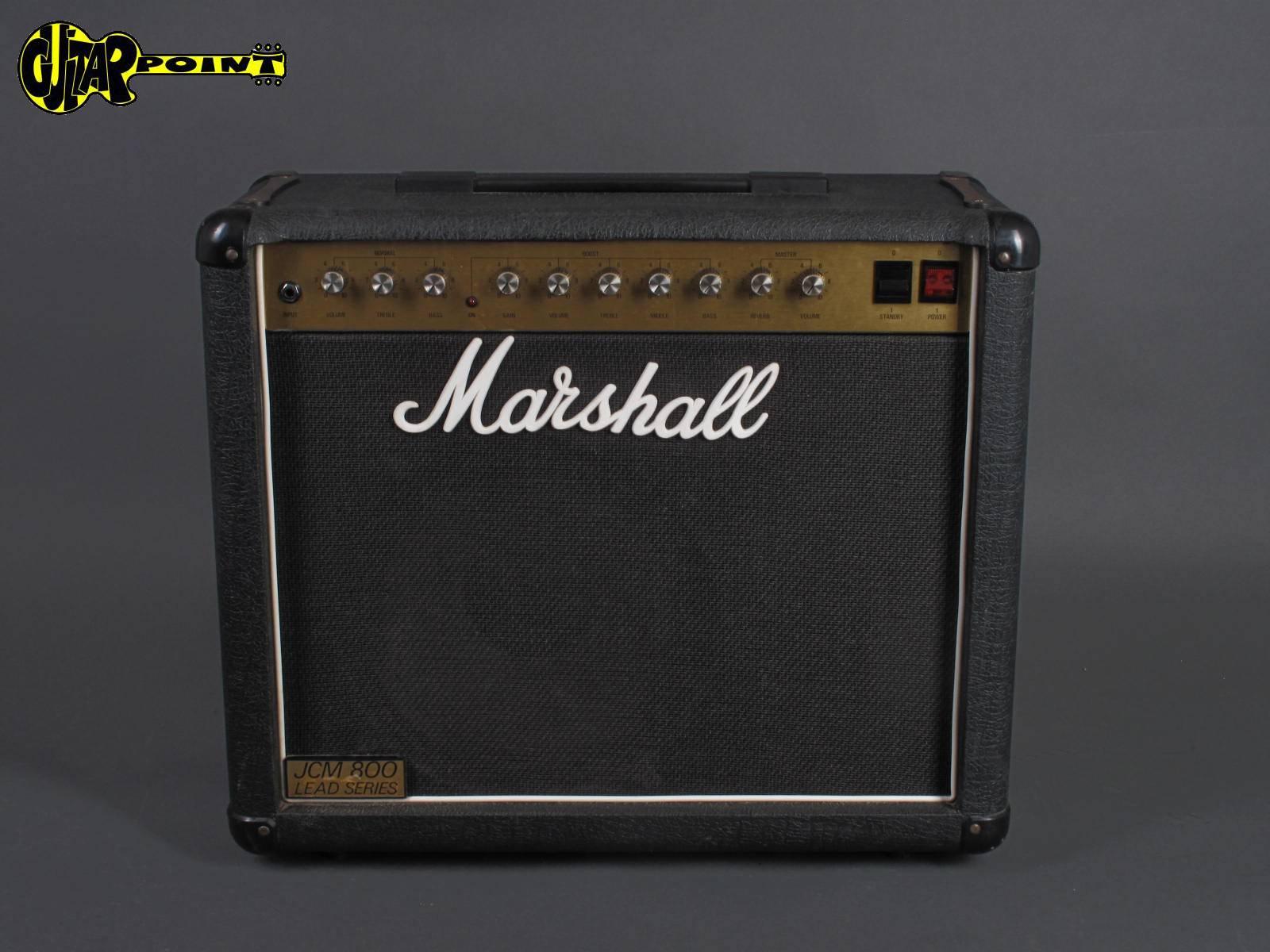 "1983 Marshall JCM800 / 4210 - 50 Watt  1x12"" Combo"