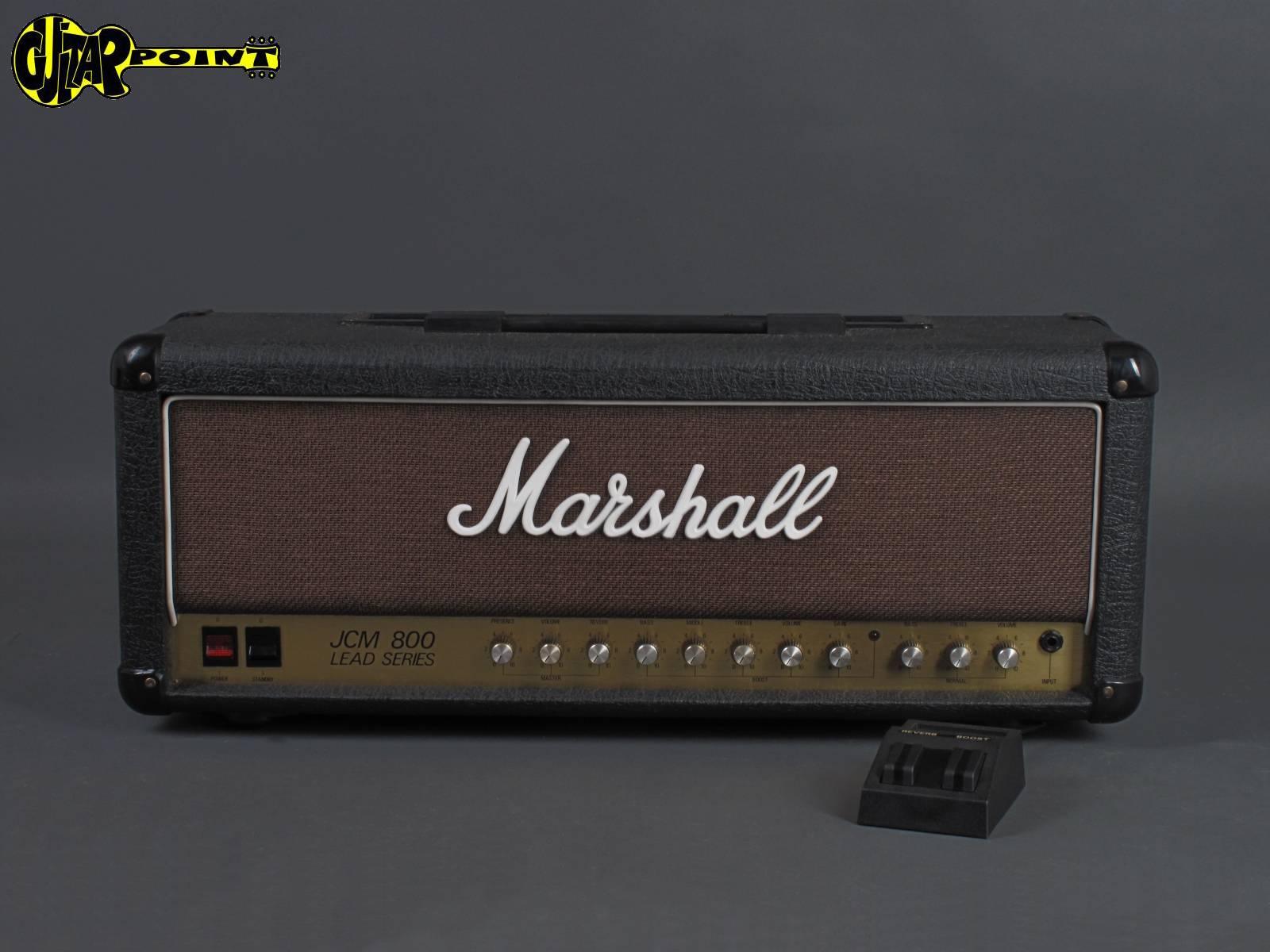 1985 Marshall JCM800 Model 2210 - 100 Watt  - Tube amplifier