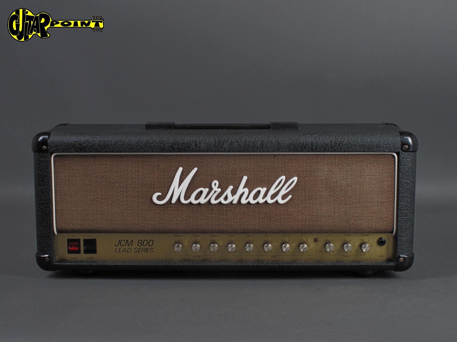 1986 Marshall JCM800 - 50 Watt  - 2205 Tube amplifier