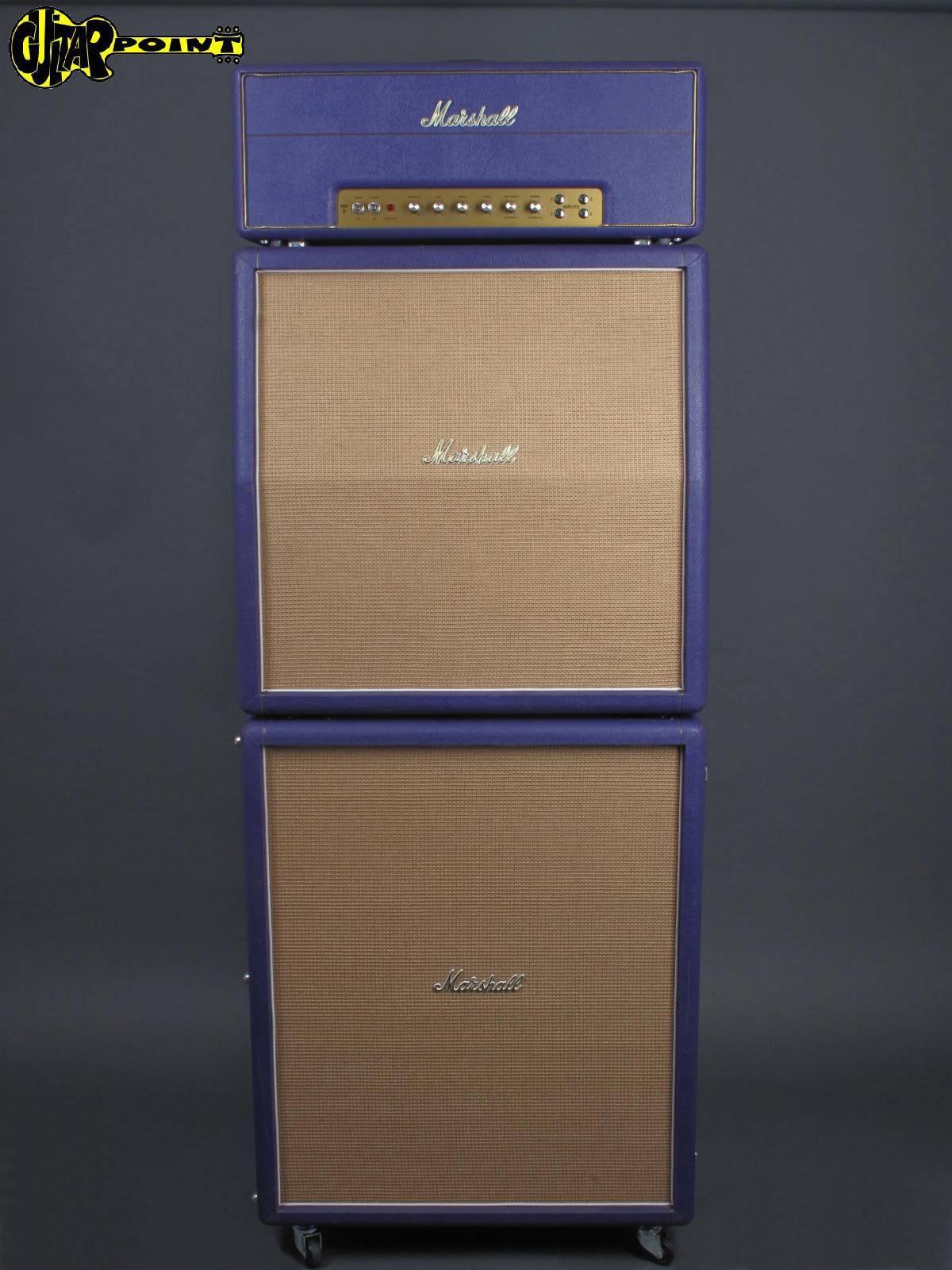 "1994 Marshall Limited Edition ""Purple Hendrix"" - 100W - FULLSTACK (Nr#2)"