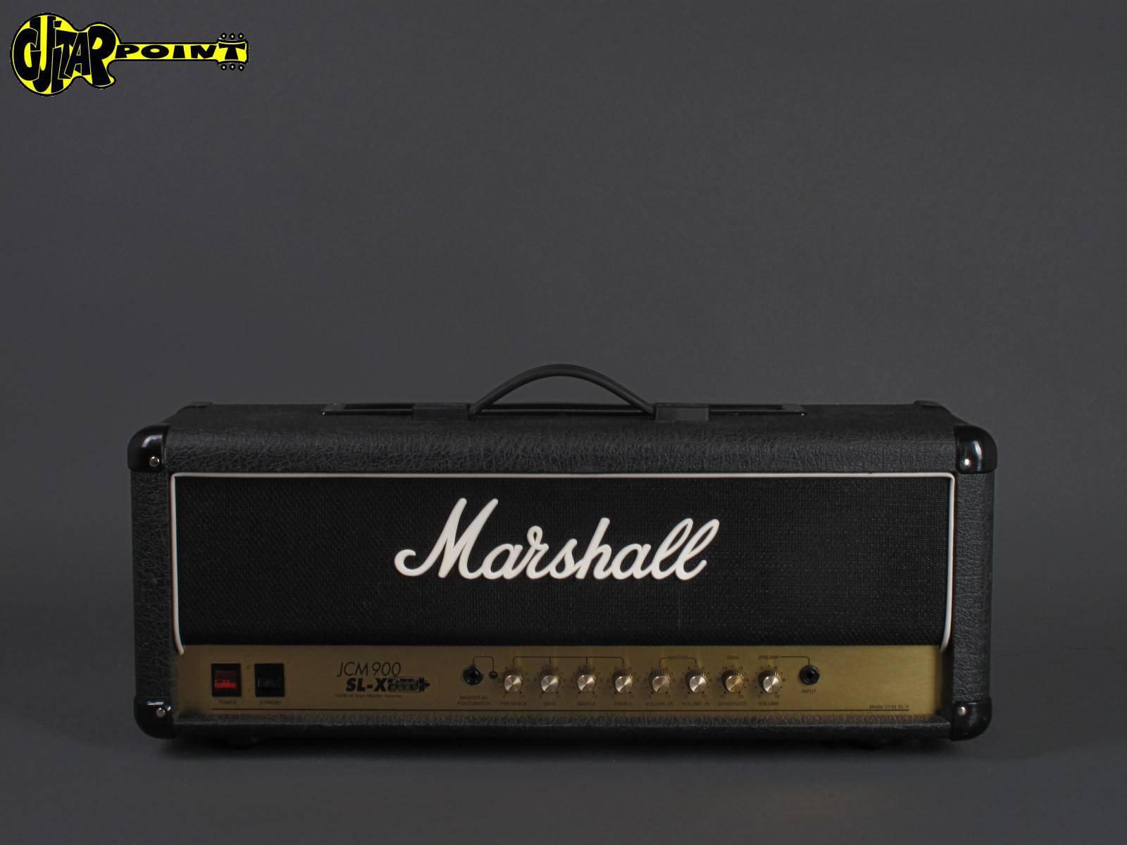 1995 Marshall JCM900 HiGain SL-X 2100 - 100 Watt
